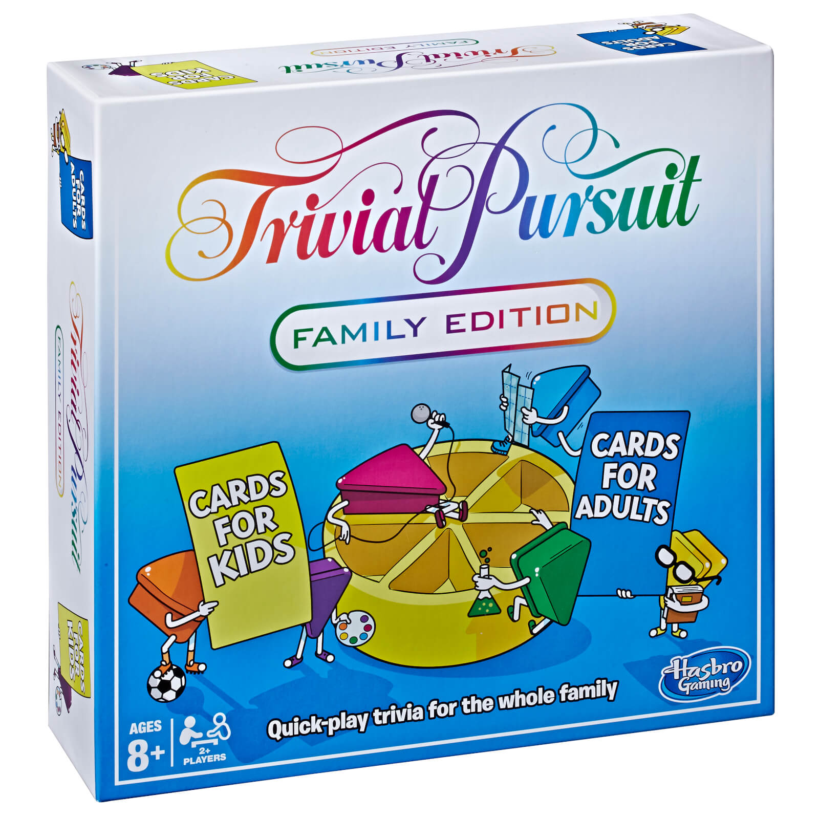 Image of Trivial Pursuit Family Edition Board Game