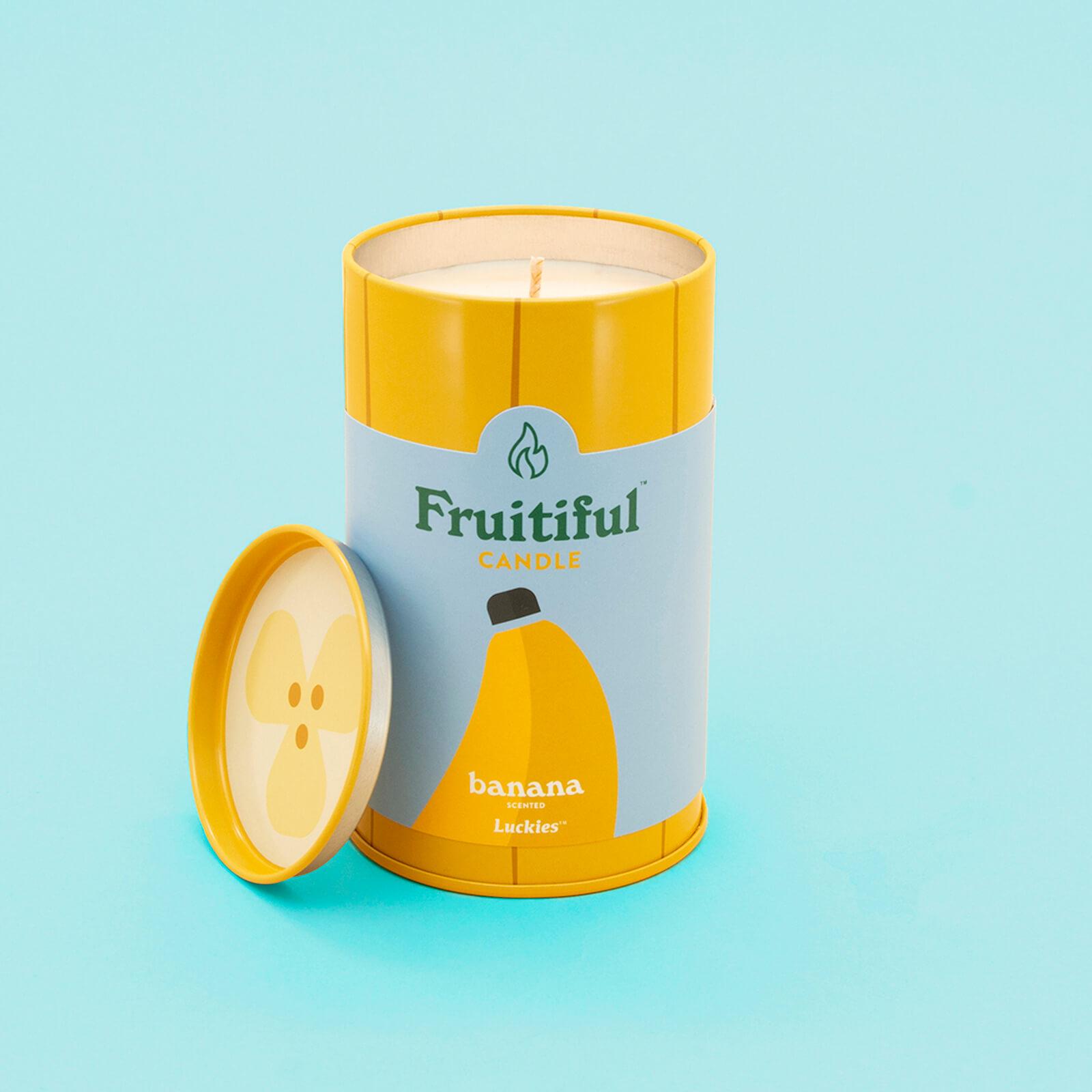 Image of Fruitiful Candle - Banana