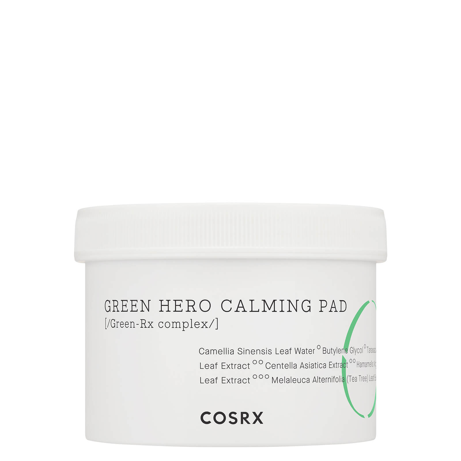Купить COSRX One Step Green Hero Calming Pad (70 Pads)