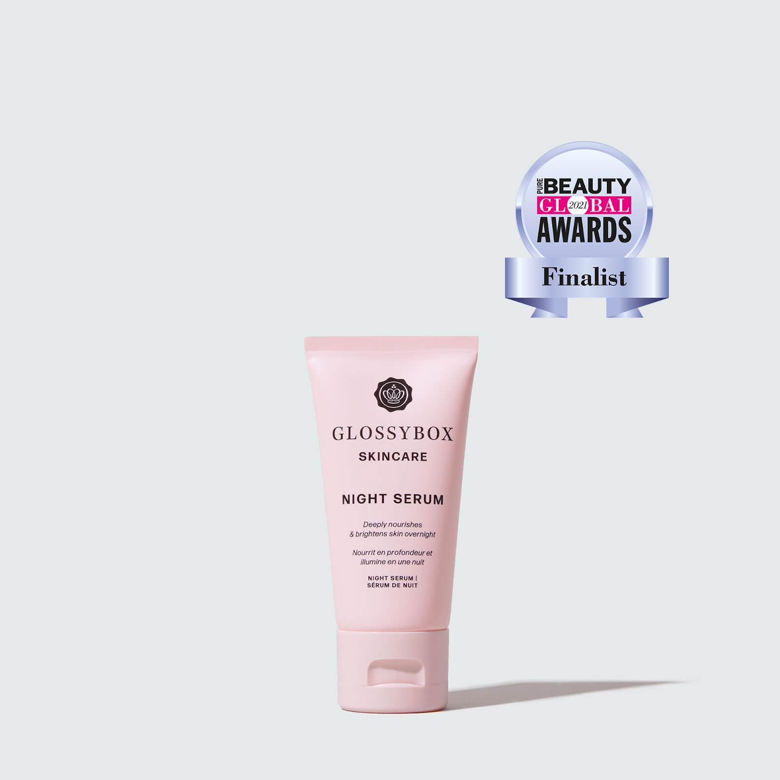 Glossy Box coupon: GLOSSYBOX Night Serum 50ml