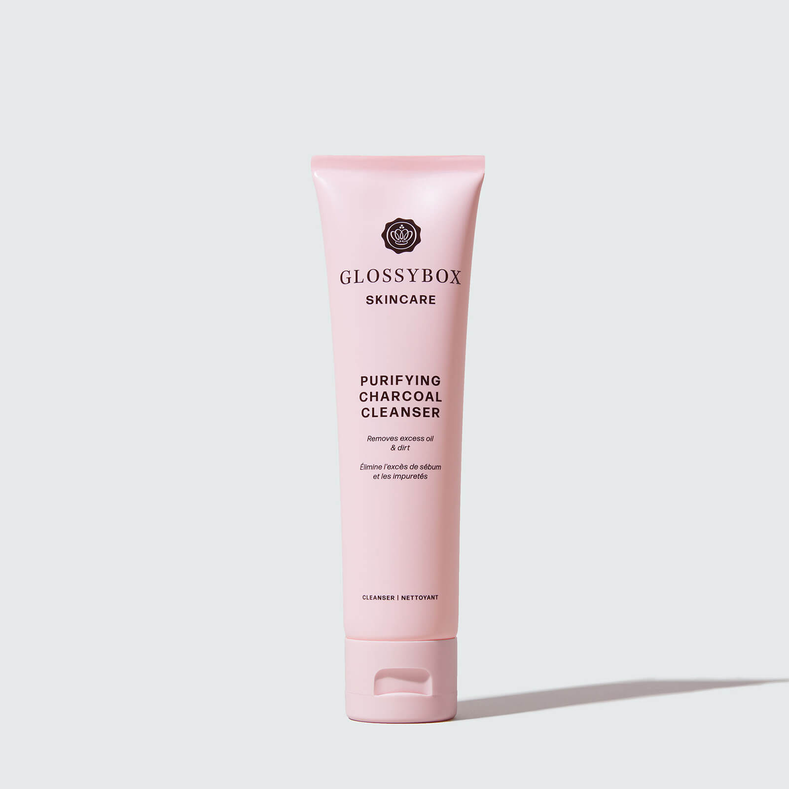 Glossy Box coupon: GLOSSYBOX Purifying Charcoal Cleanser 100ml