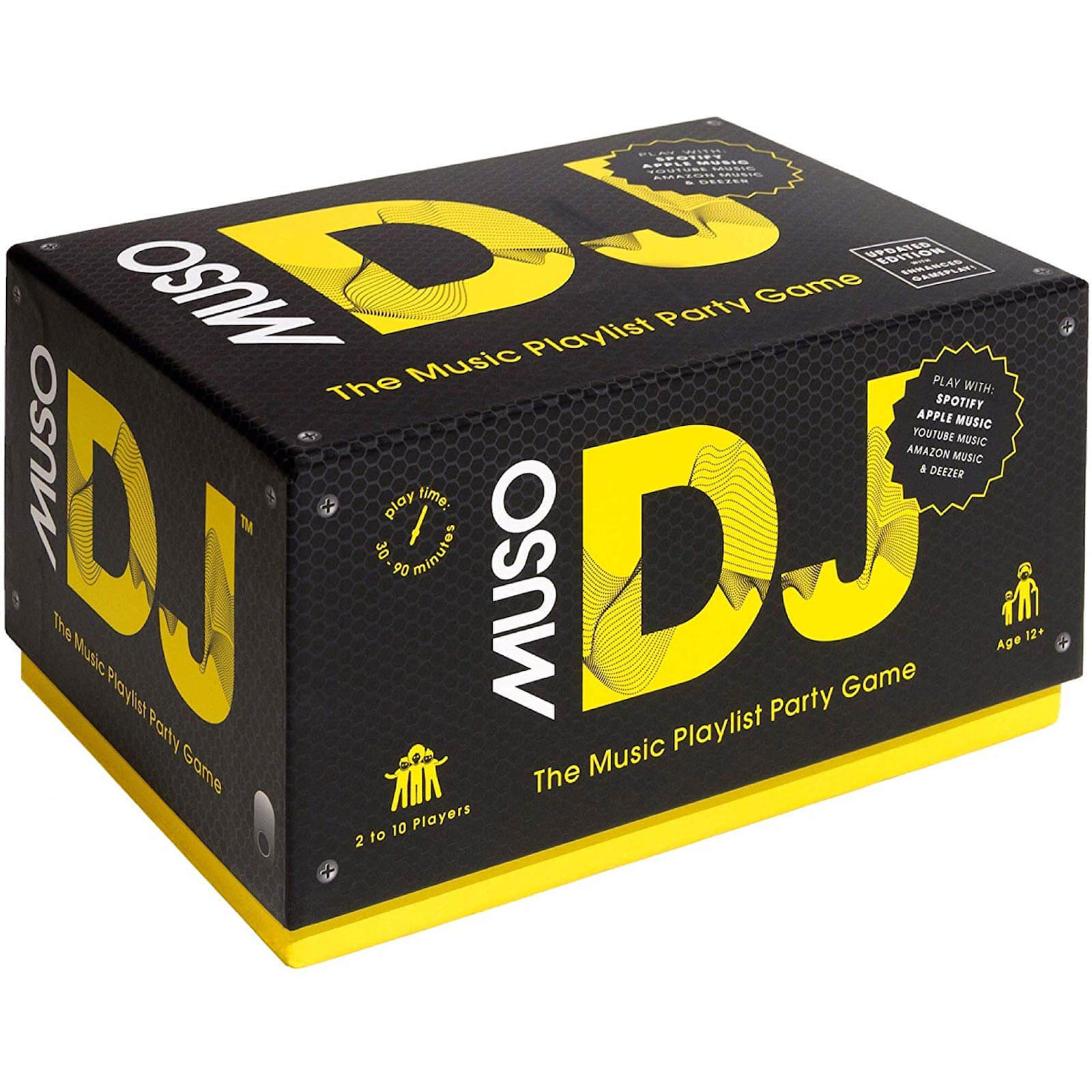 Image of Muso DJ 2 Card Game