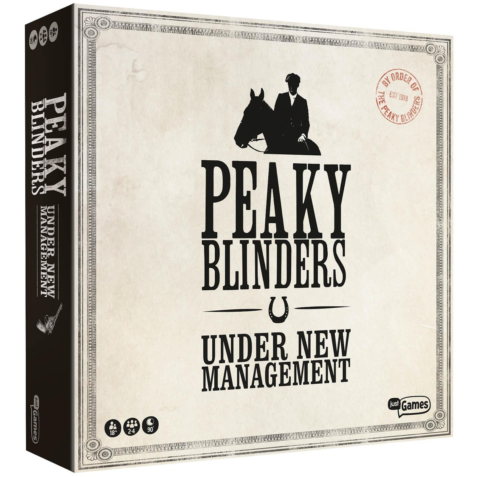Image of Peaky Blinders Board Game