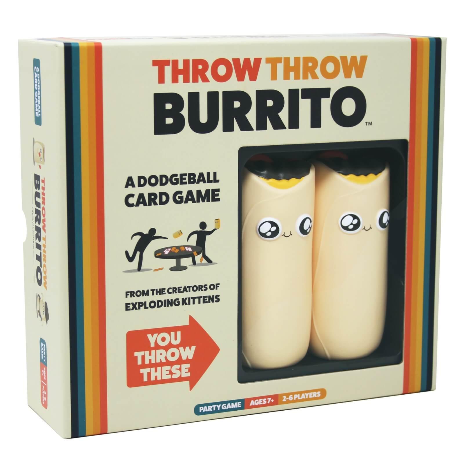 Image of Throw Throw Burrito Card Game