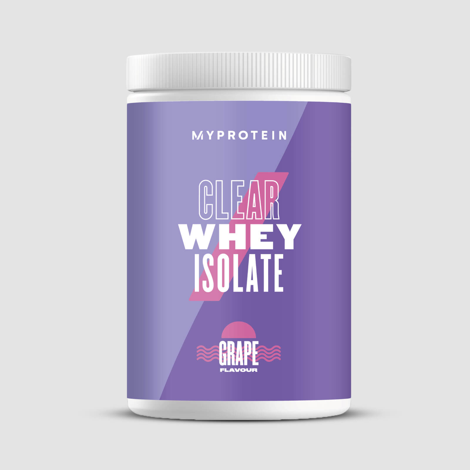 Clear Whey Isolate - 20servings - Raisin Rouge