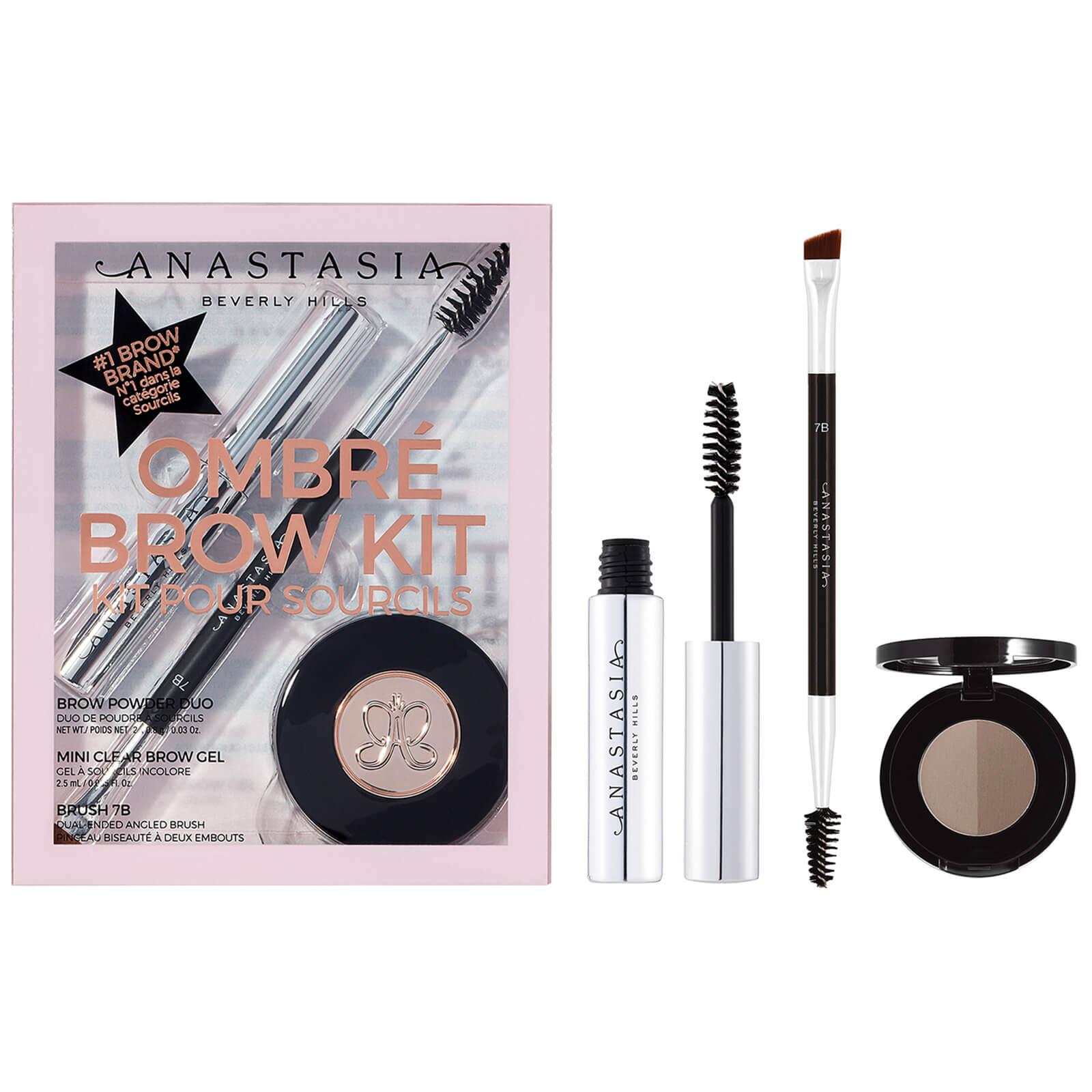 Anastasia Beverly Hills Brow Kit #3 Ombre Brow Kit 8.97g (Various Shades) - Medium Brown