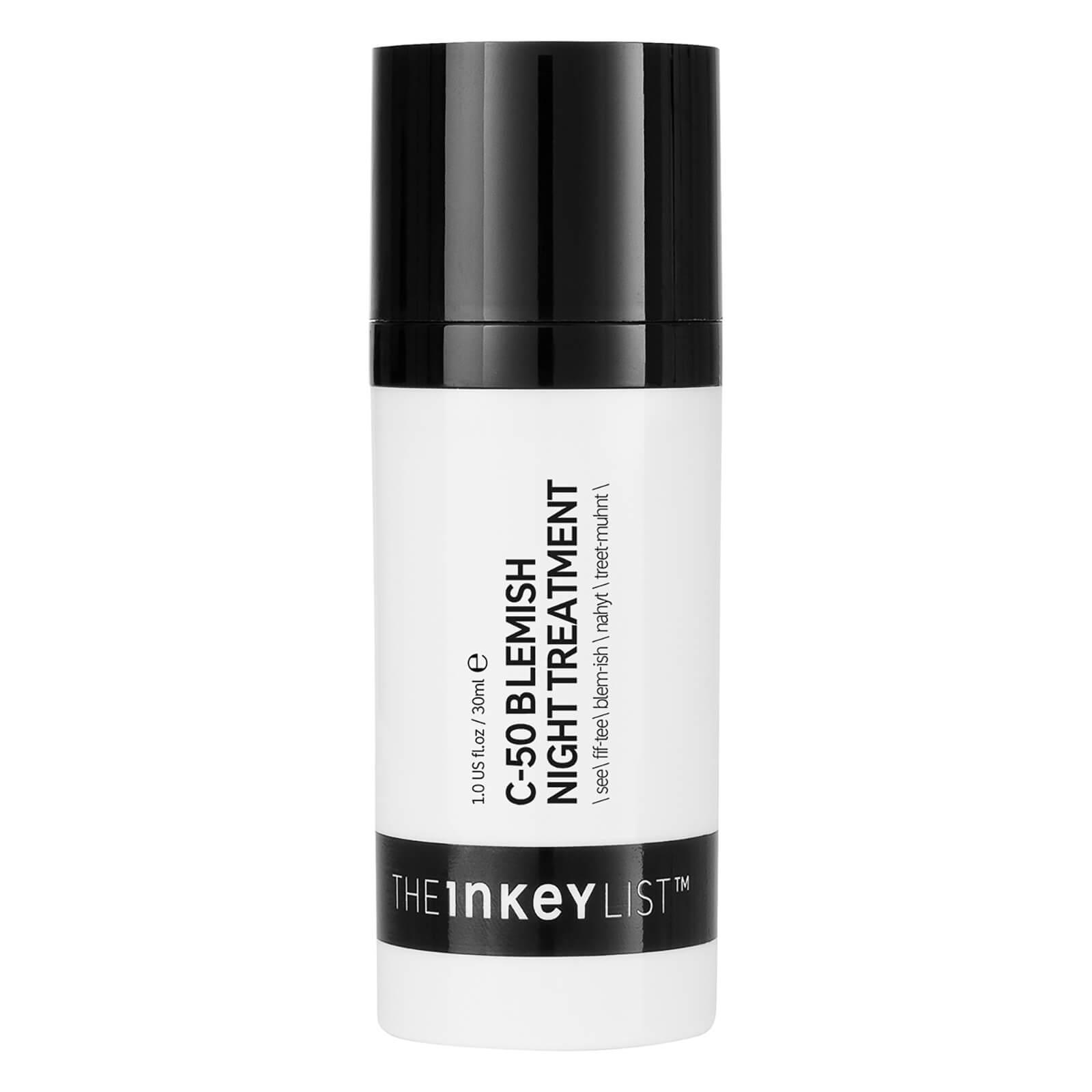Купить The Inkey List C-50 Night Treatment