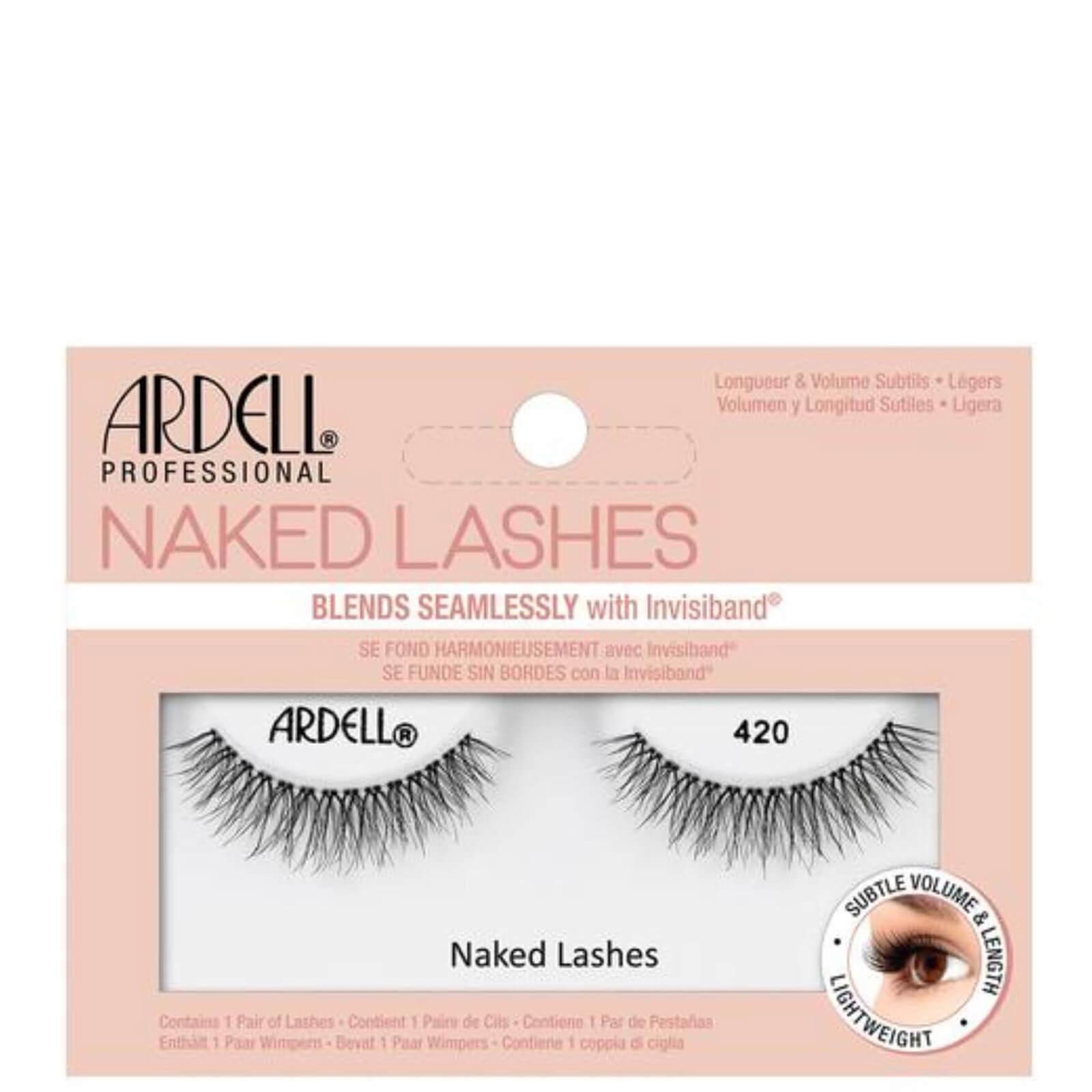 Купить Ardell Naked Lashes 420