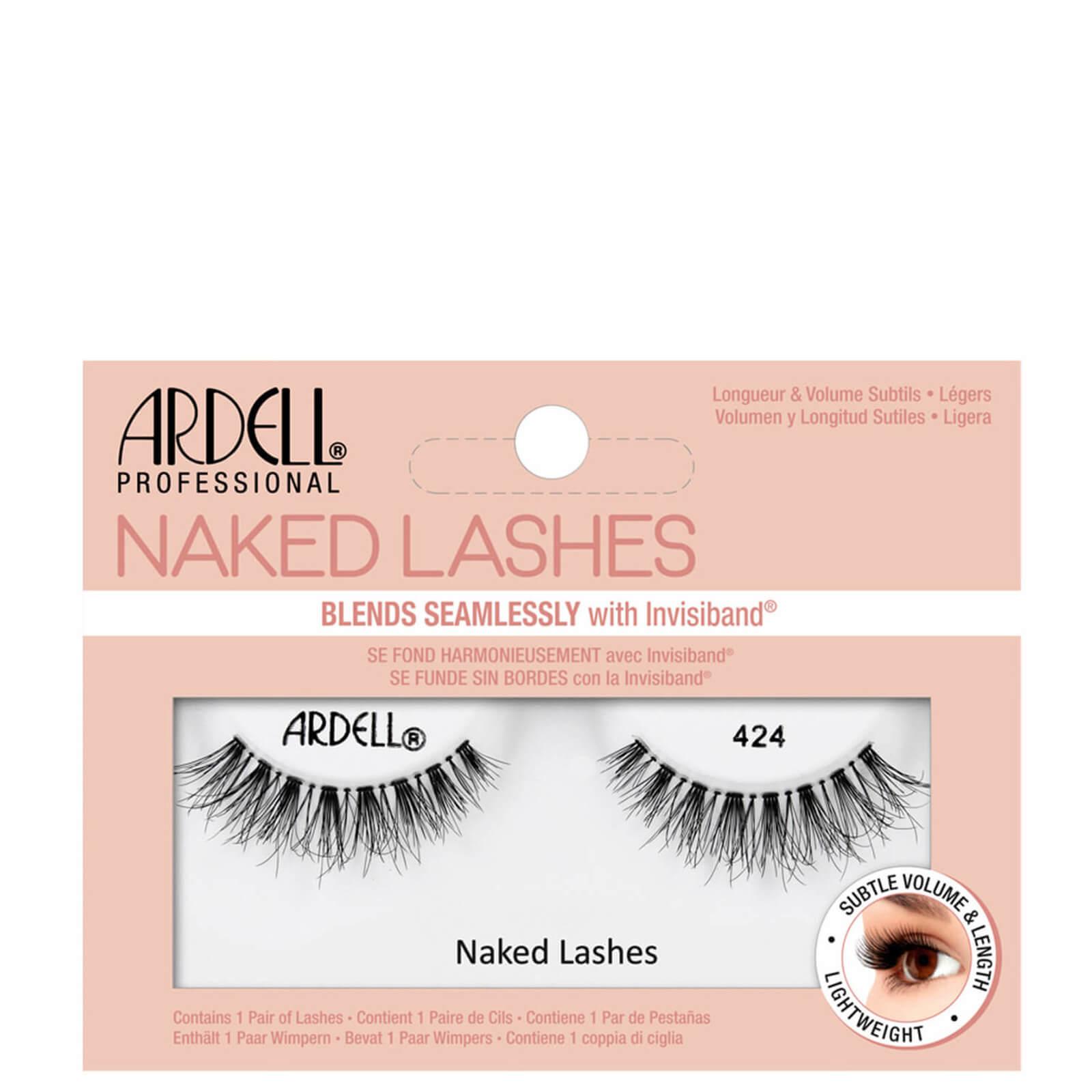 Купить Ardell Naked Lashes 424