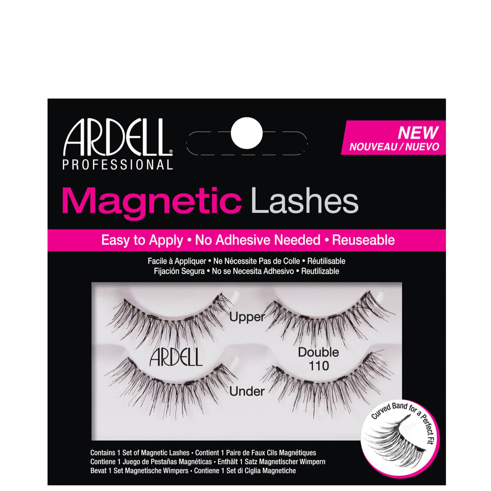 Купить Ardell Magnetic 110 Lash Kit