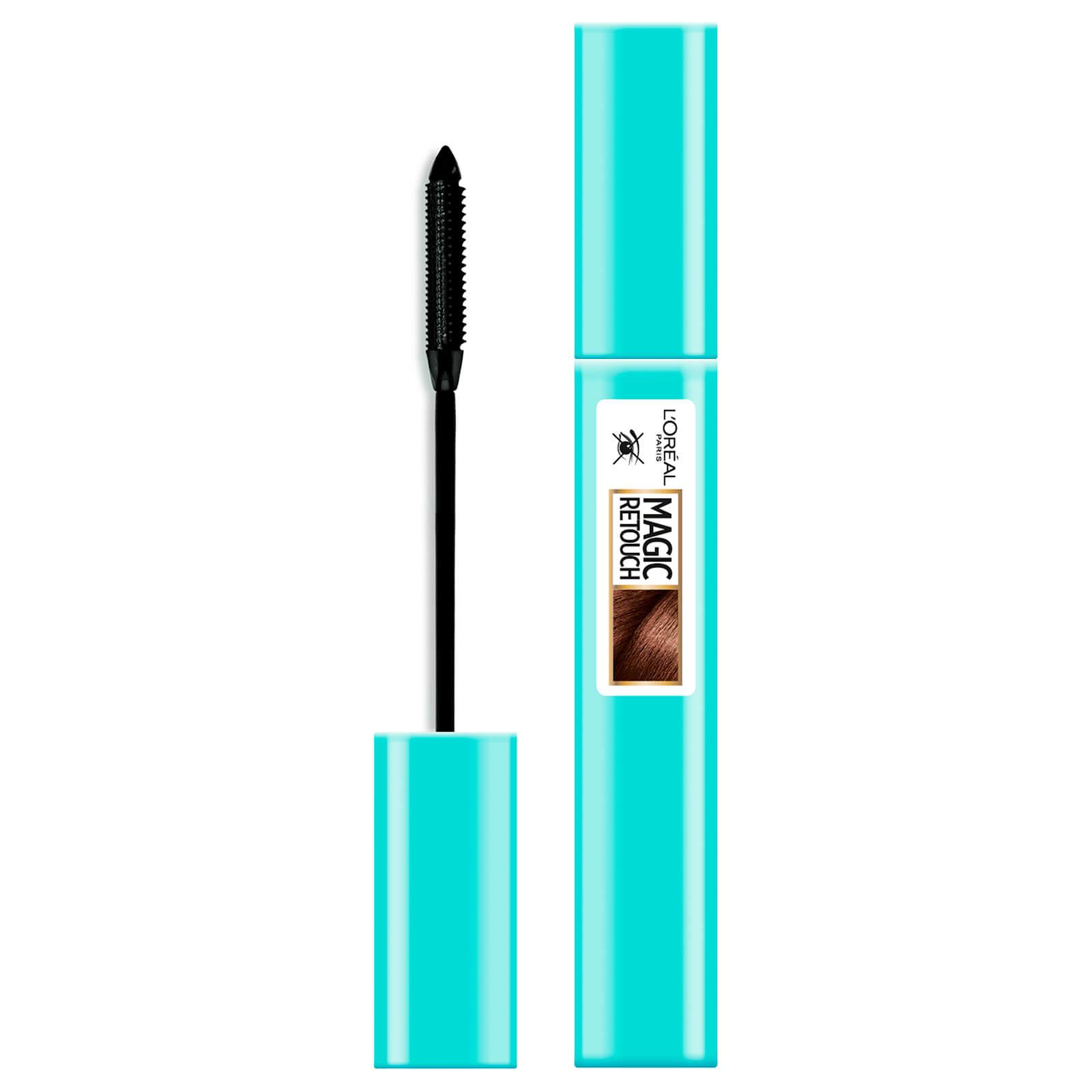 L'Oréal Paris Magic Retouch Precision Instant Grey Concealer Brush (Various Shades) - Brown