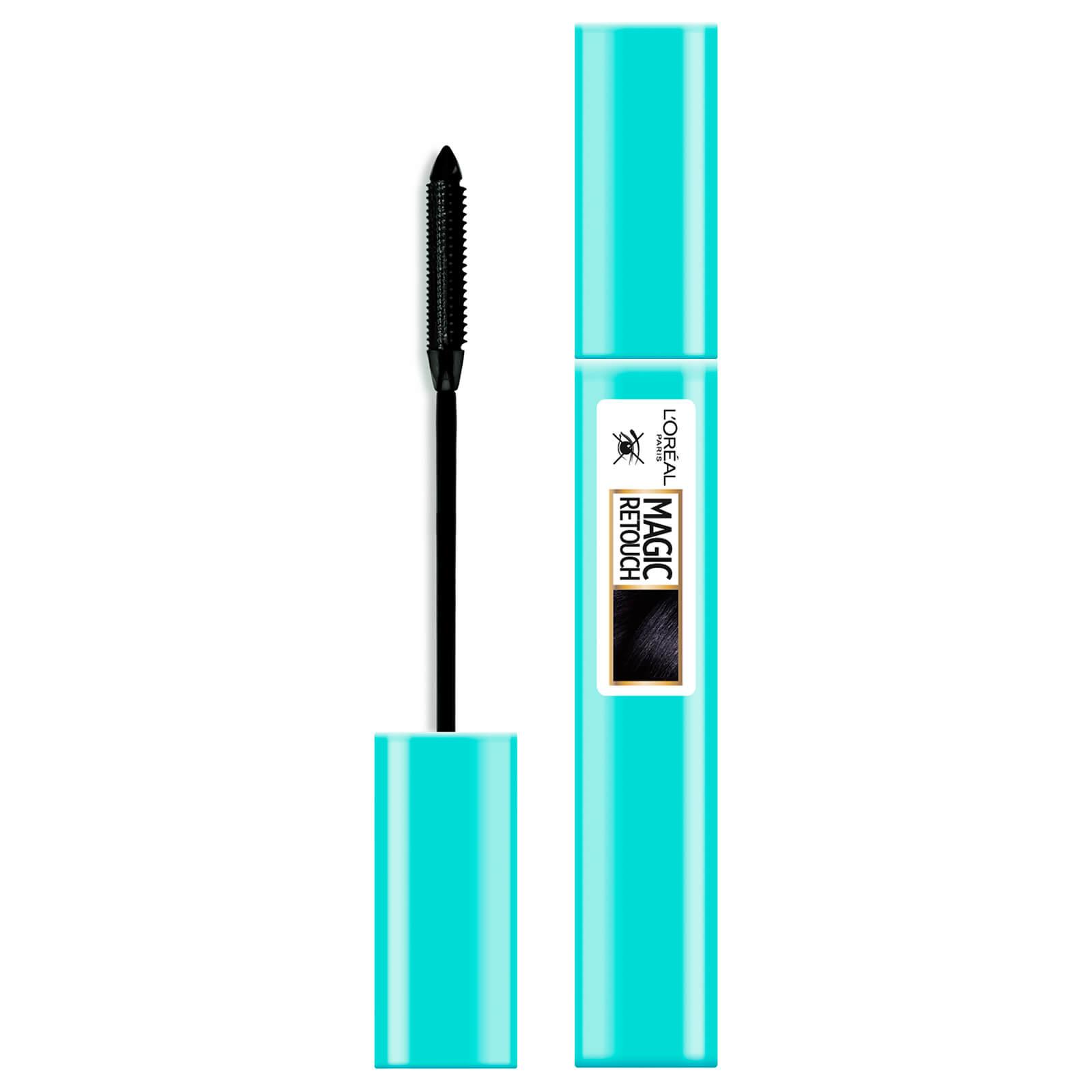 L'Oréal Paris Magic Retouch Precision Instant Grey Concealer Brush (Various Shades) - Black