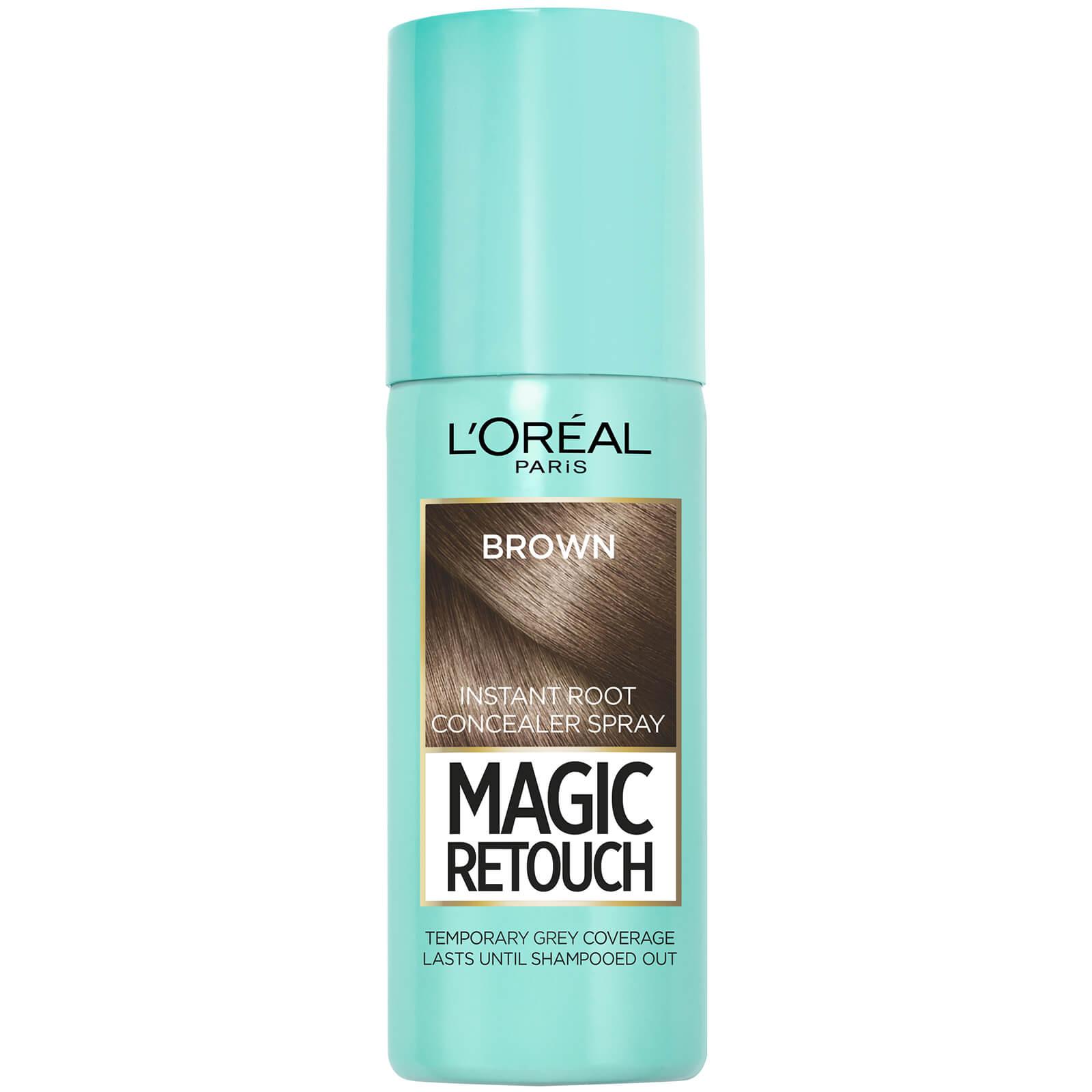 L'Oréal Paris Magic Retouch Root Touch Up - Brown 75ml