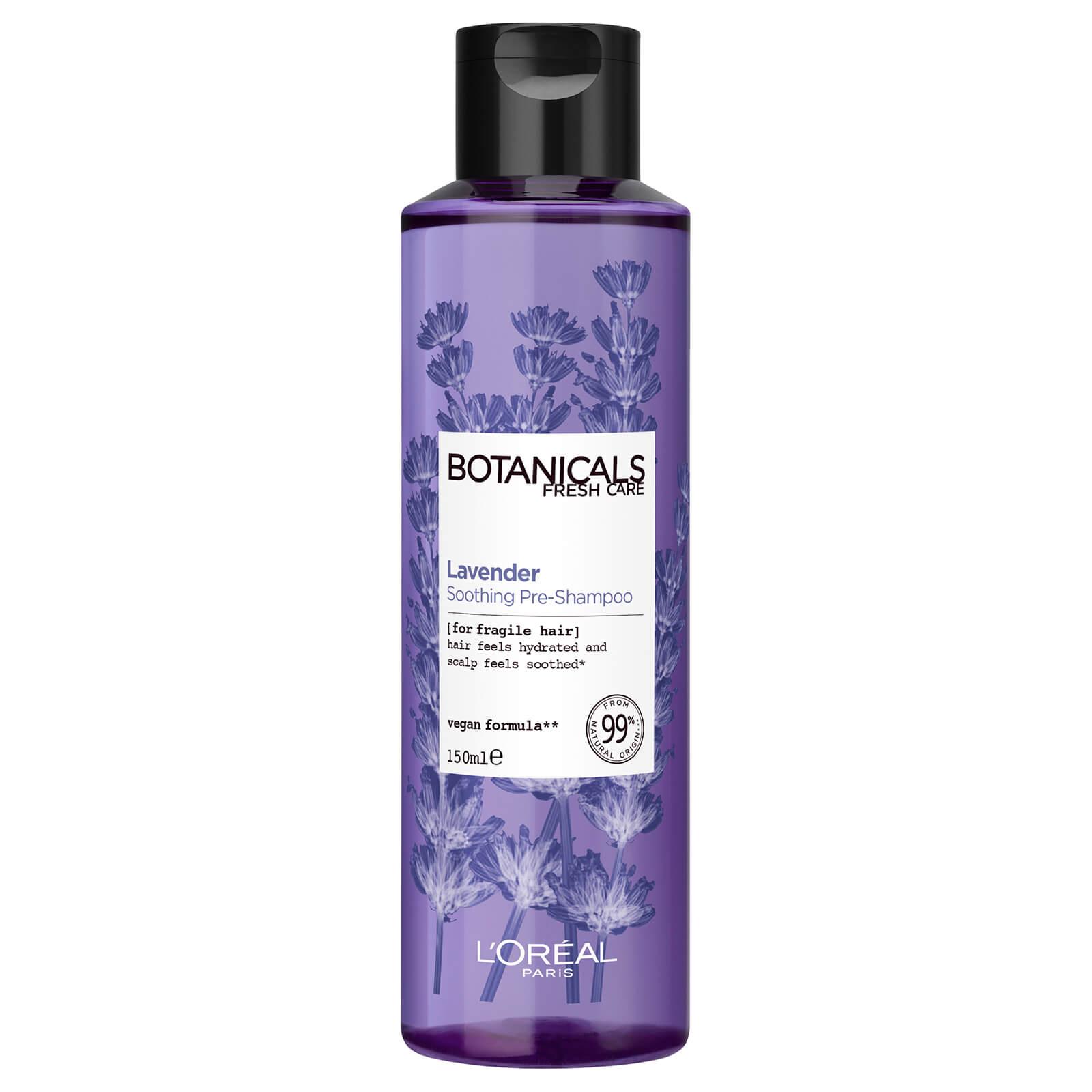 Купить L'Oréal Paris Botanicals Lavender Fine Hair Pre Shampoo Oil 150ml