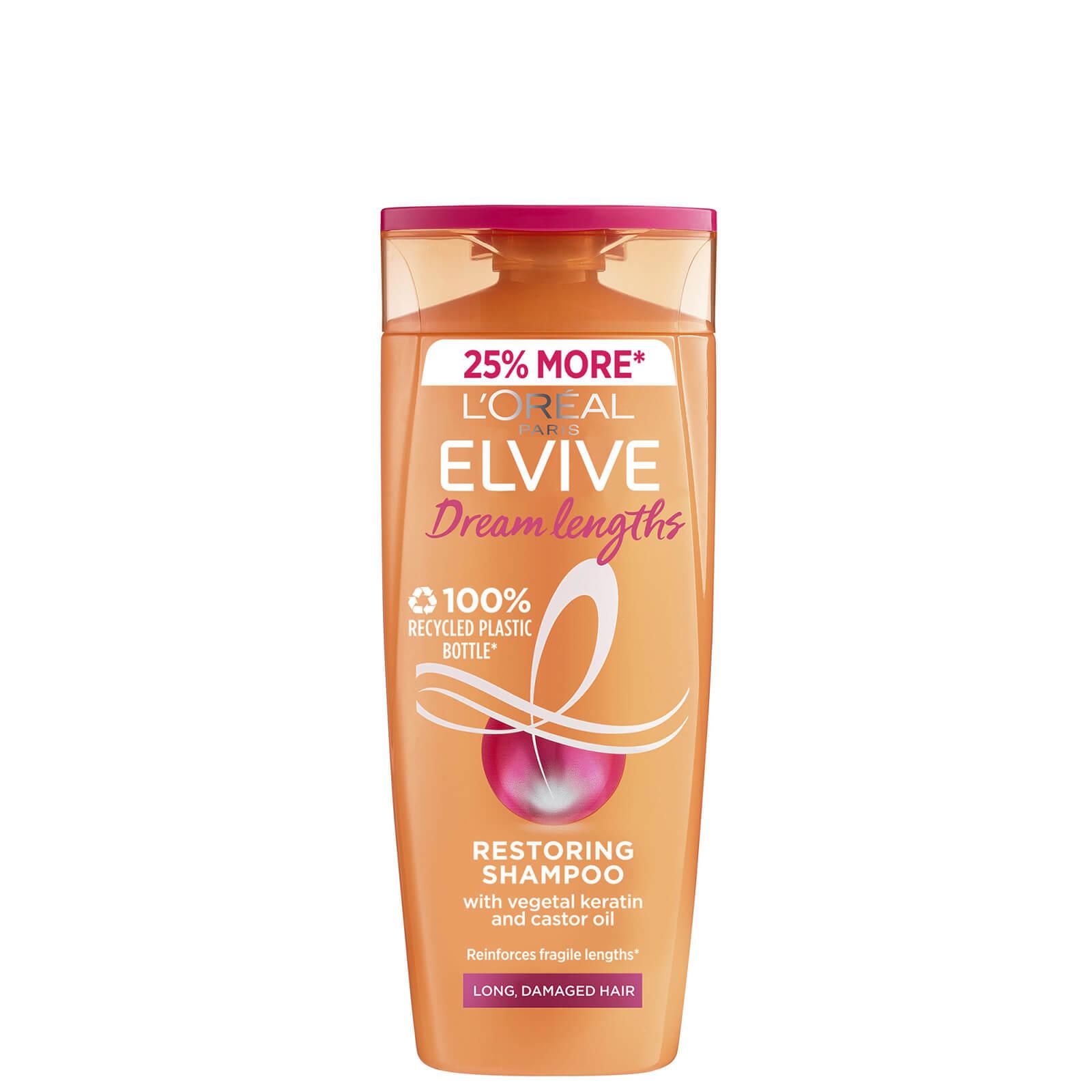 L'Oréal Paris Elvive Dream Lengths Long Hair Shampoo 500ml