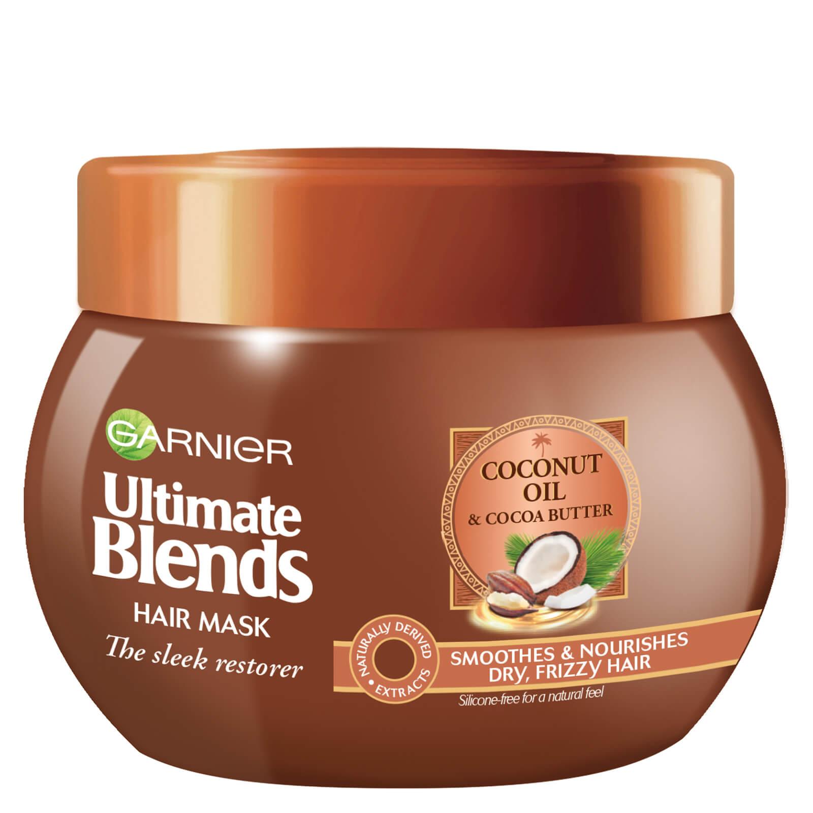 Garnier Ultimate Blends Coconut Oil Frizzy Hair Treatment Mask 300ml