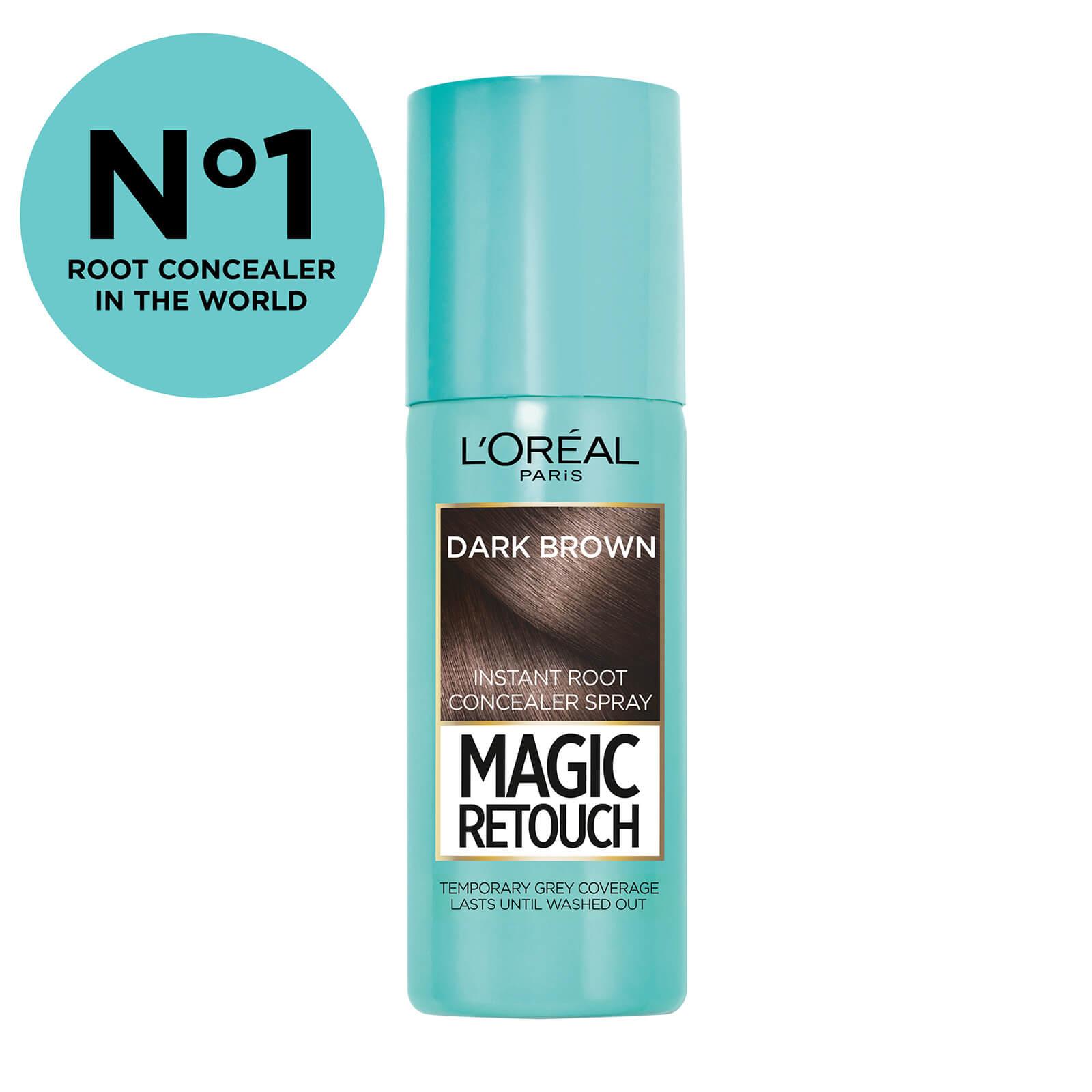 L'Oréal Paris Magic Retouch Dark Brown Root Touch Up 75ml