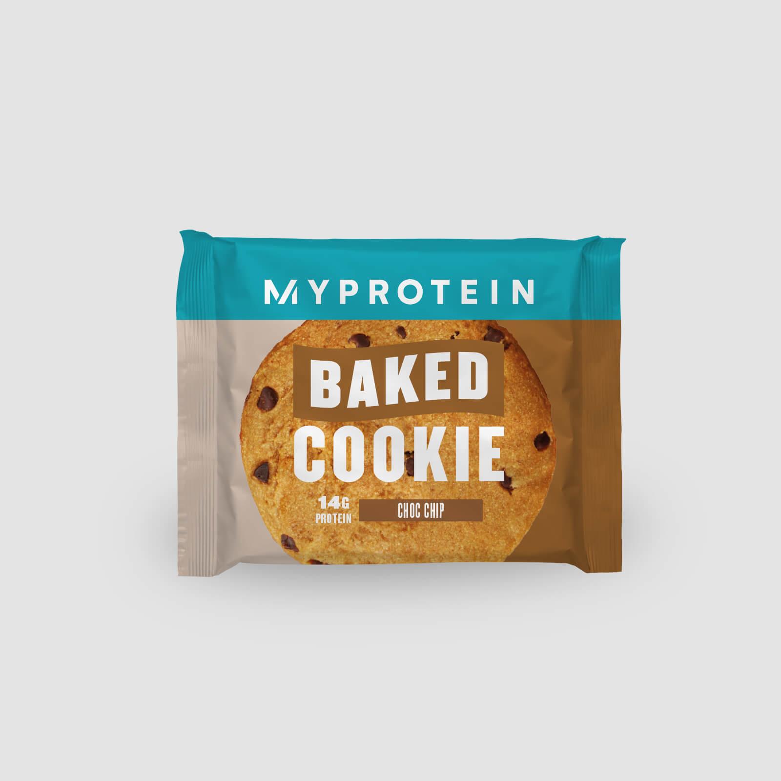 Купить Домашнее протеиновое печенье (пробник) - Шоколадная крошка, Myprotein International