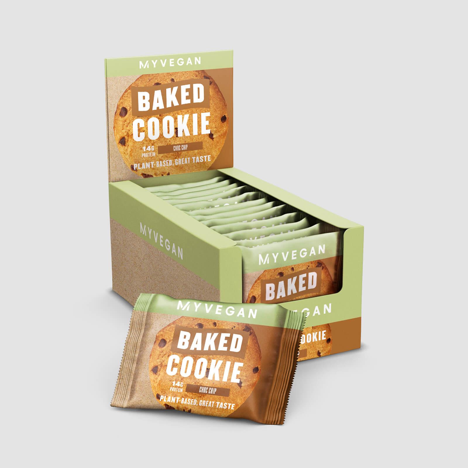 Cookie protéiné Vegan - Choc Chip