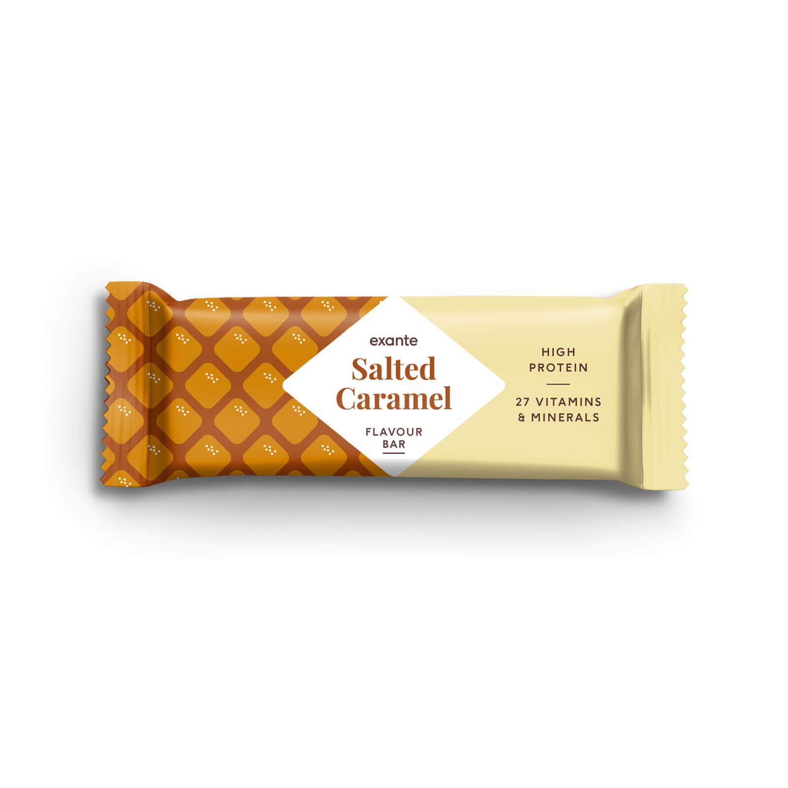 Salted Caramel Riegel (7er Box)