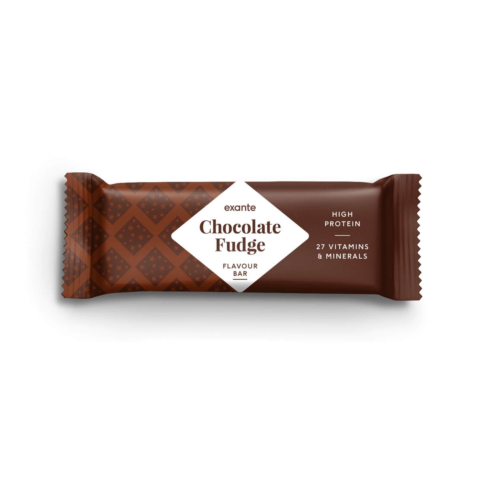 Chocolate Fudge Riegel (7er Box)