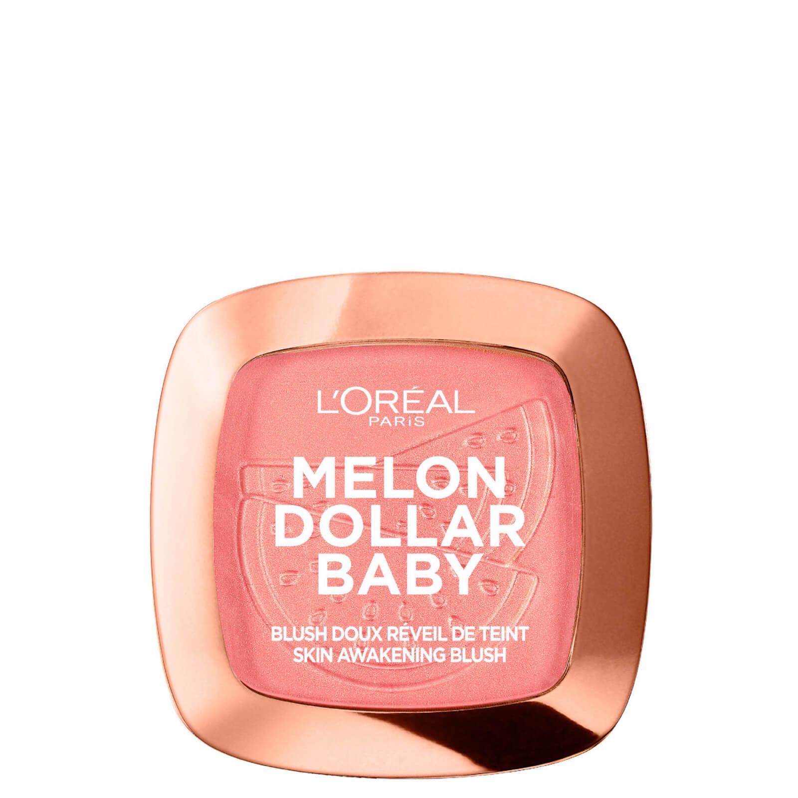 L'Oréal Paris Melon Dollar Baby Blush 03 Watermelon Addict