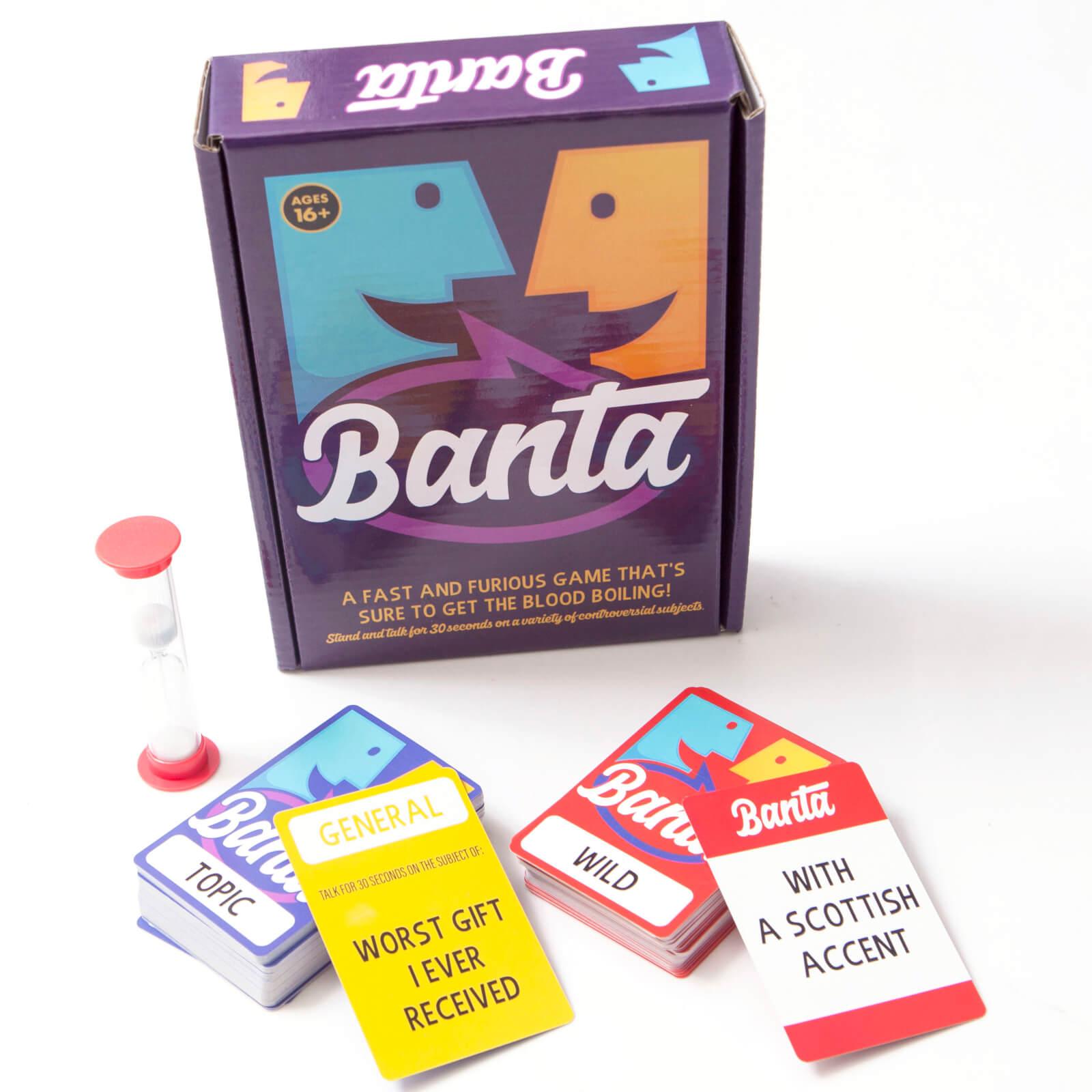 Image of Banta Game