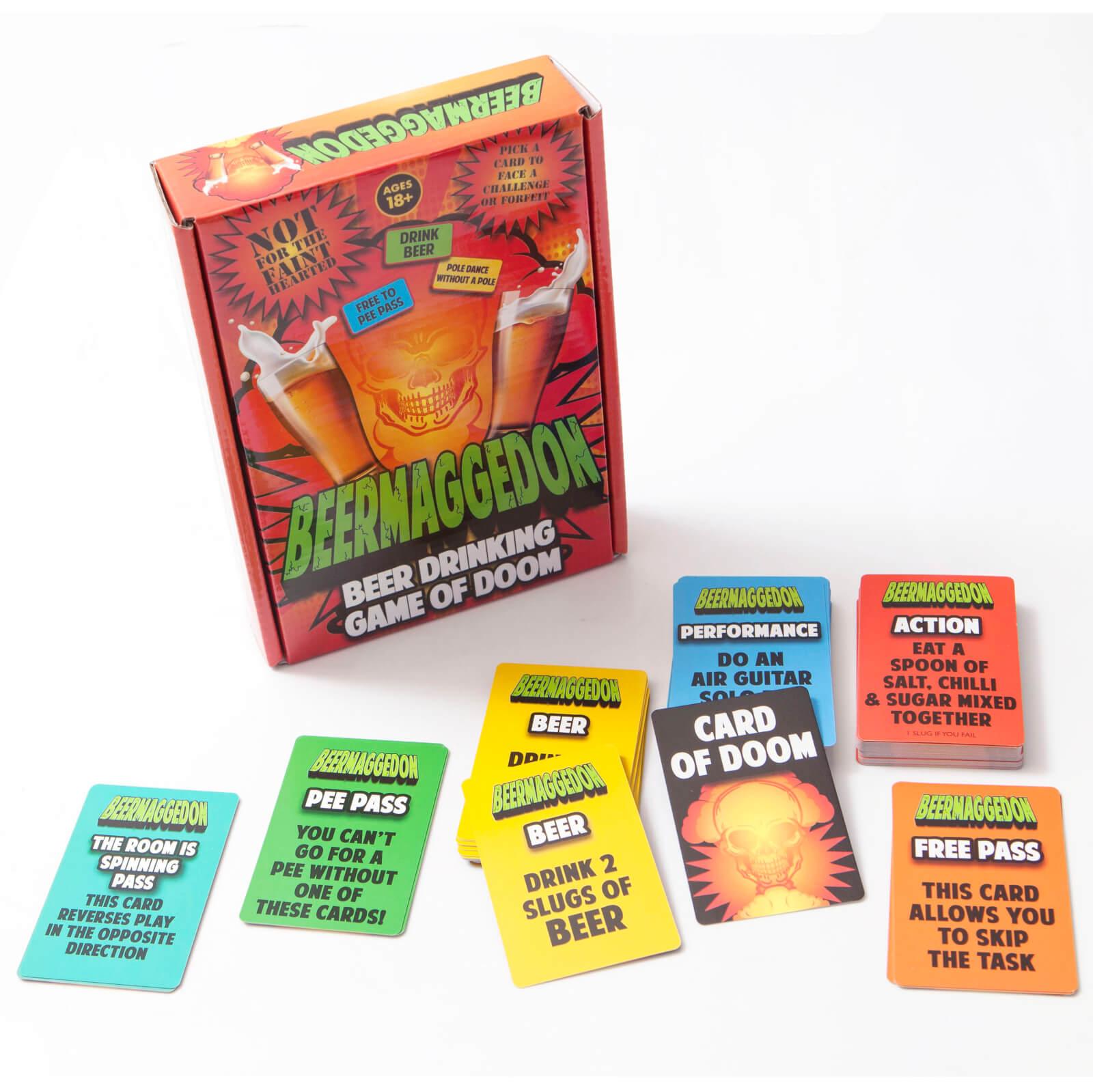 Image of Beermaggedon Game