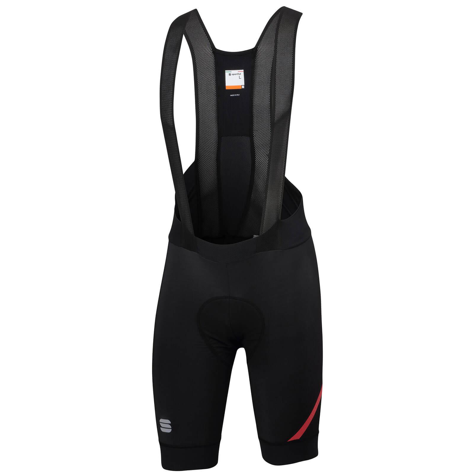Sportful Fiandre Norain Pro Bib Shorts - S - Black