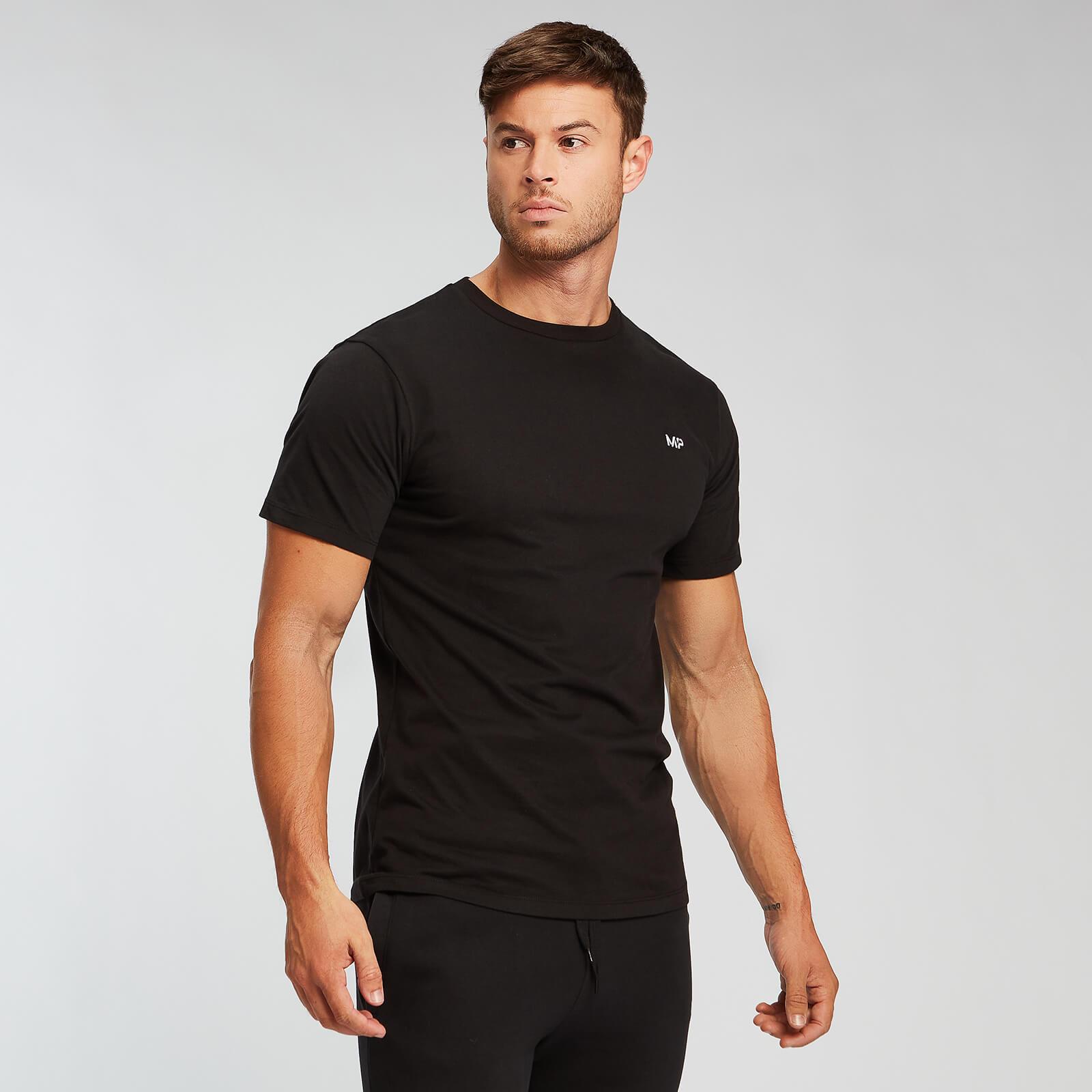 T-shirt MP Essentials - Noir - XS