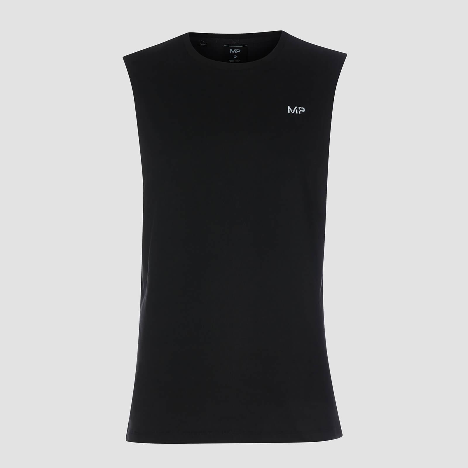 Débardeur MP Essentials Drop Armhole - Noir - XL