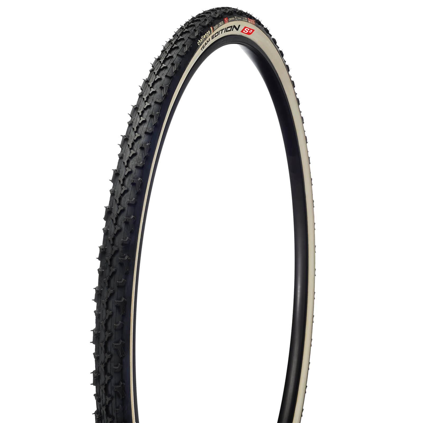 Challenge Baby Limus TE S Handmade Tubular Tire - White - 700 x 33c