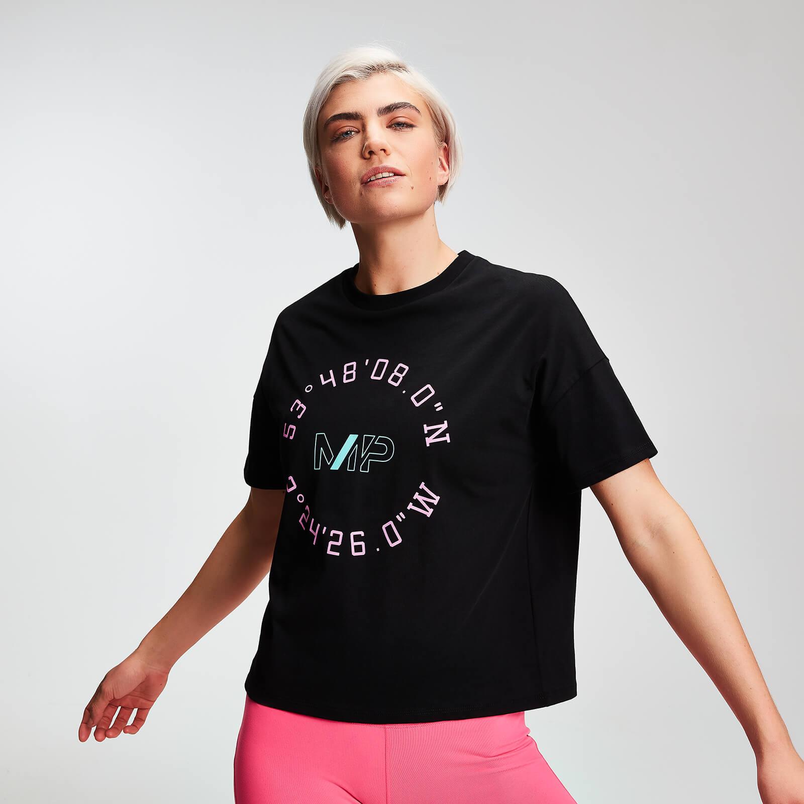 Купить Женская футболка Myprotein Power Graphic - XS, Myprotein International