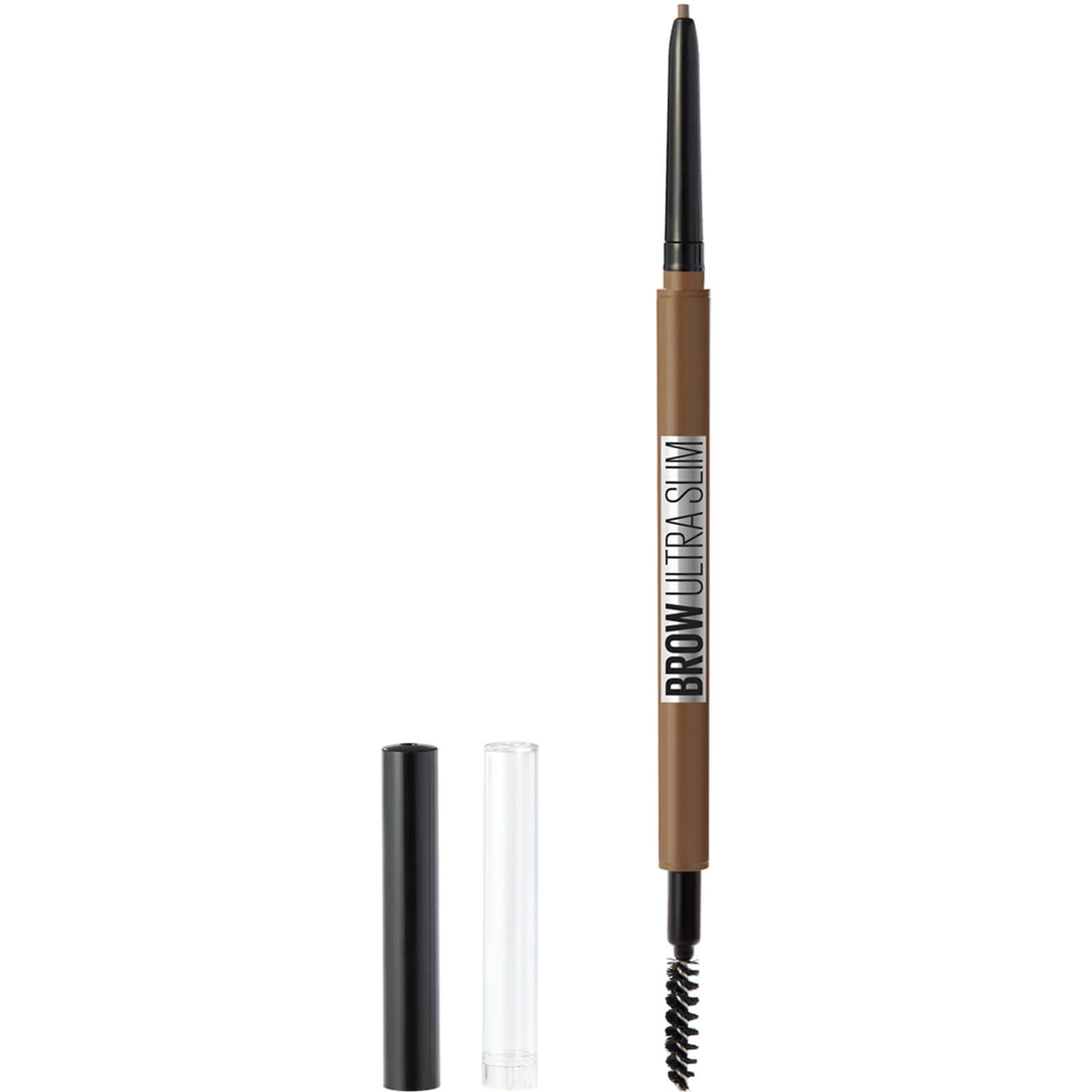 Maybelline Brow Ultra Slim Eyebrow Pencil 1Ml (Various Shades) - 02 Soft Brown
