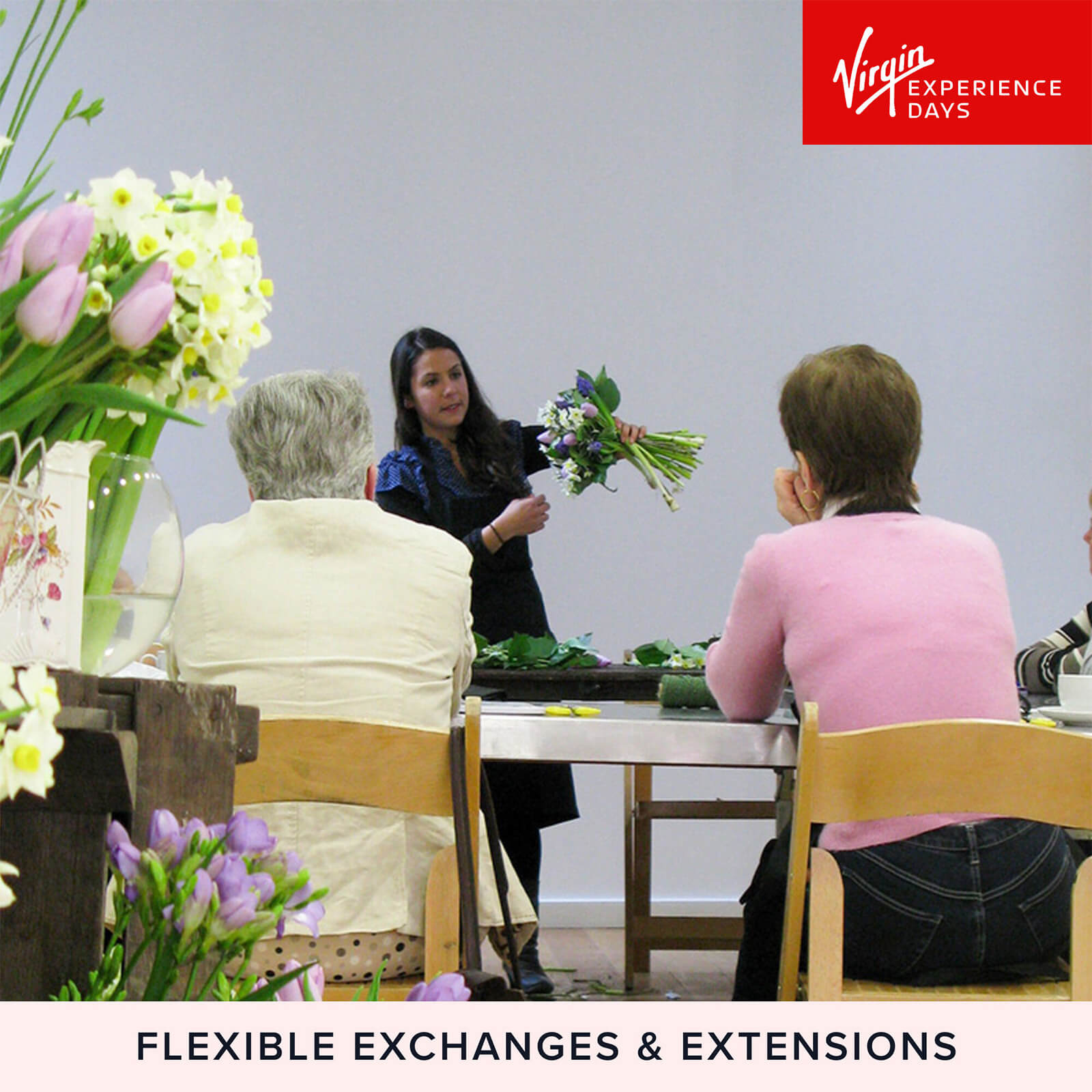 Image of Flower Arranging Workshop for Two