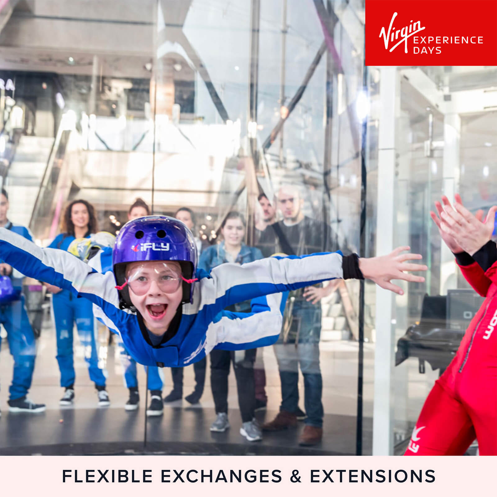Image of iFLY Indoor Skydiving