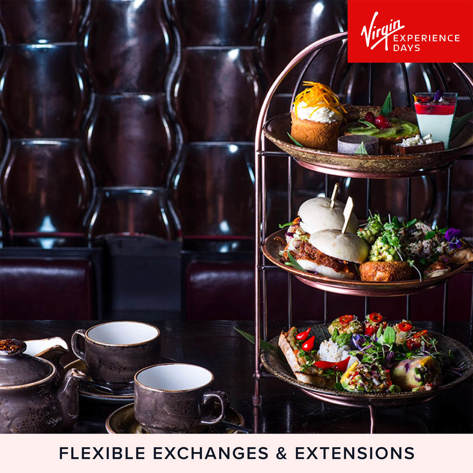Image of Afternoon Tea for Two at Buddha-Bar London