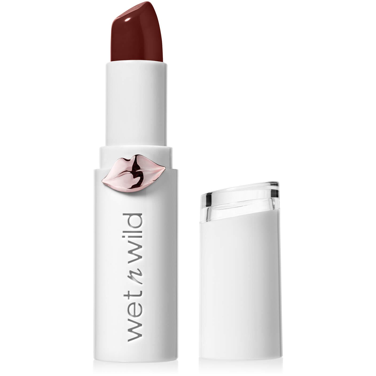Wet n' Wild Megalast Lipstick - Shine Finish 3.6g (Various Shades) - Jam With Me  (Shine Finish)