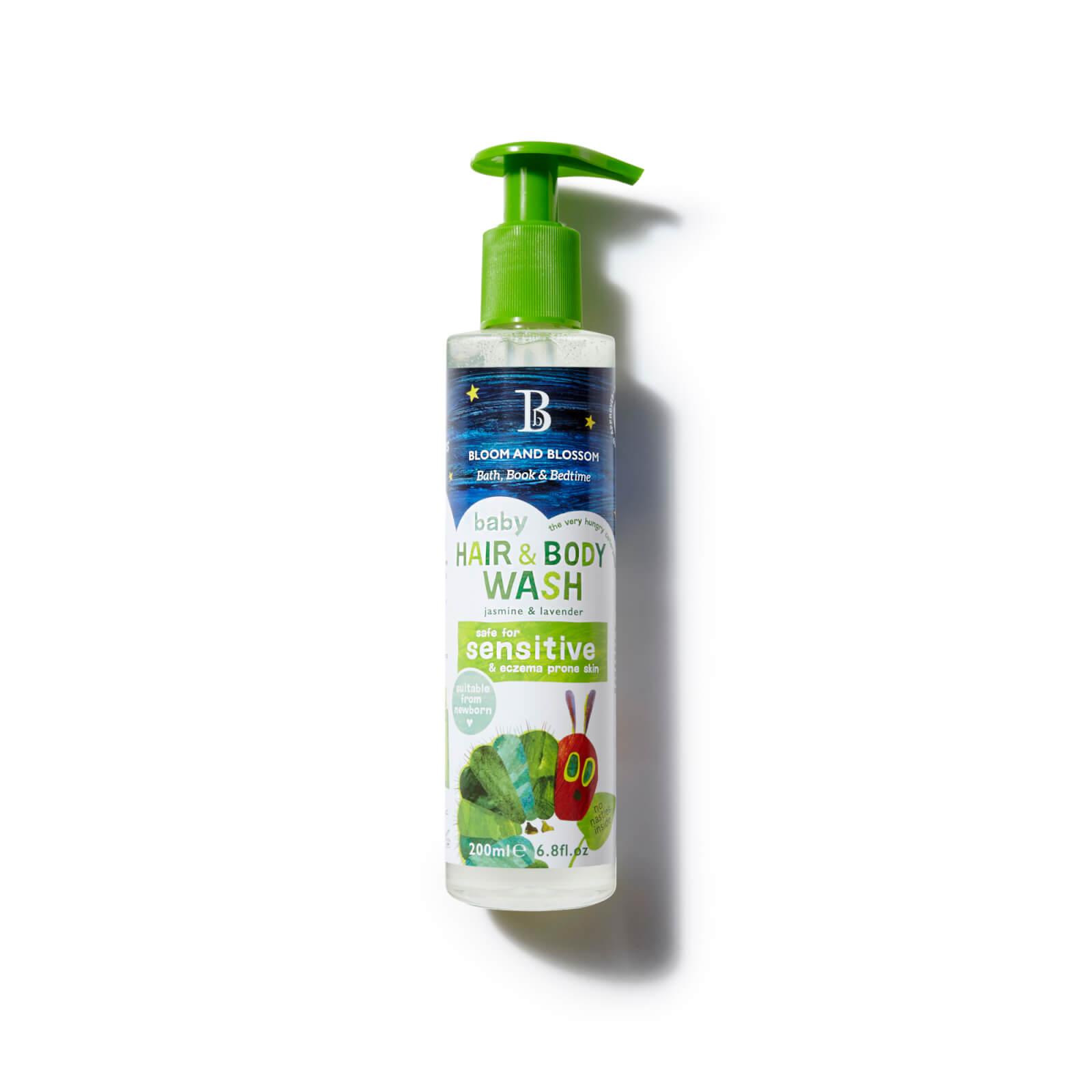 Купить Bloom and Blossom The Very Hungry Caterpillar Baby Hair & Body Wash 200ml