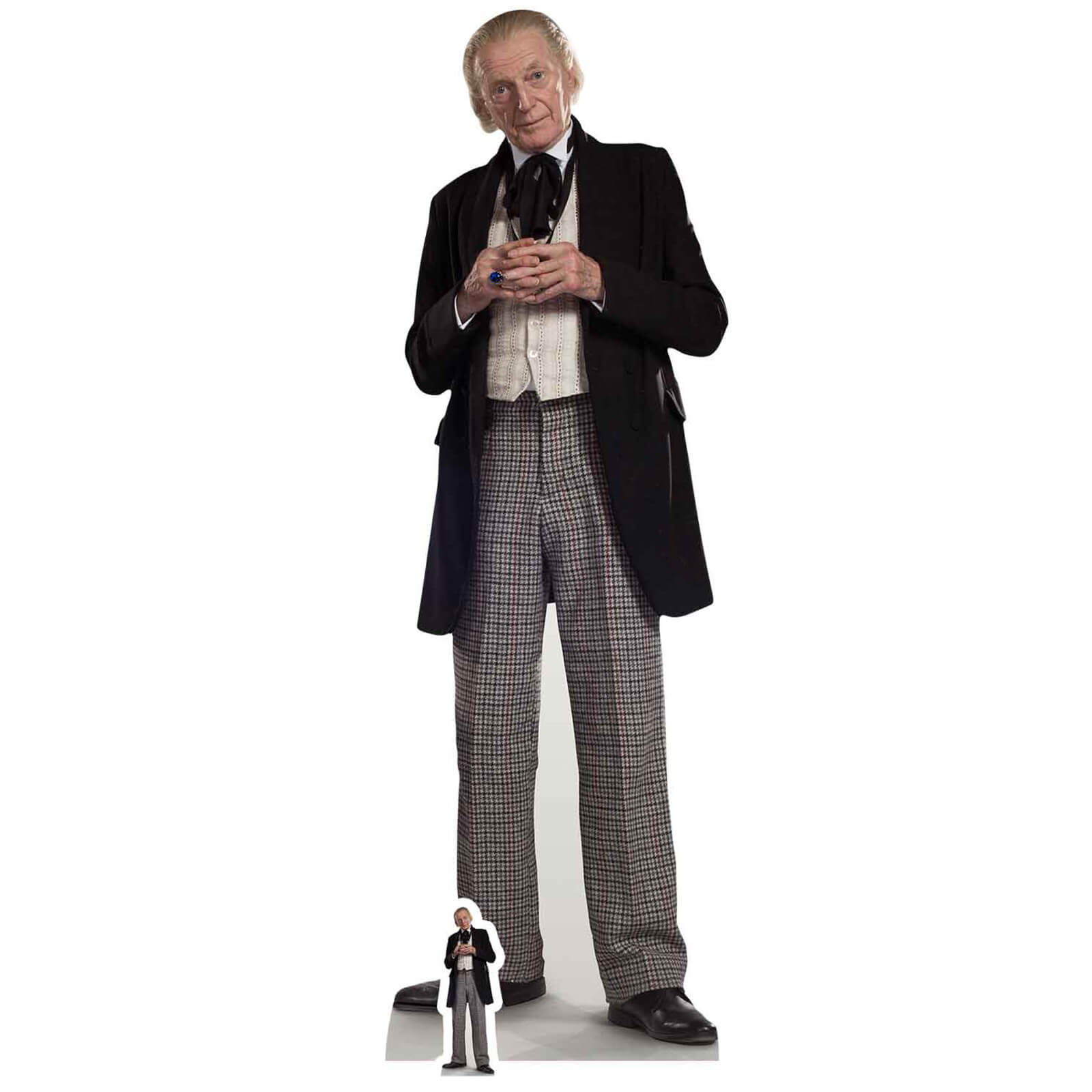 The First Doctor David Bradley (Christmas Special) Life Size Cut Out