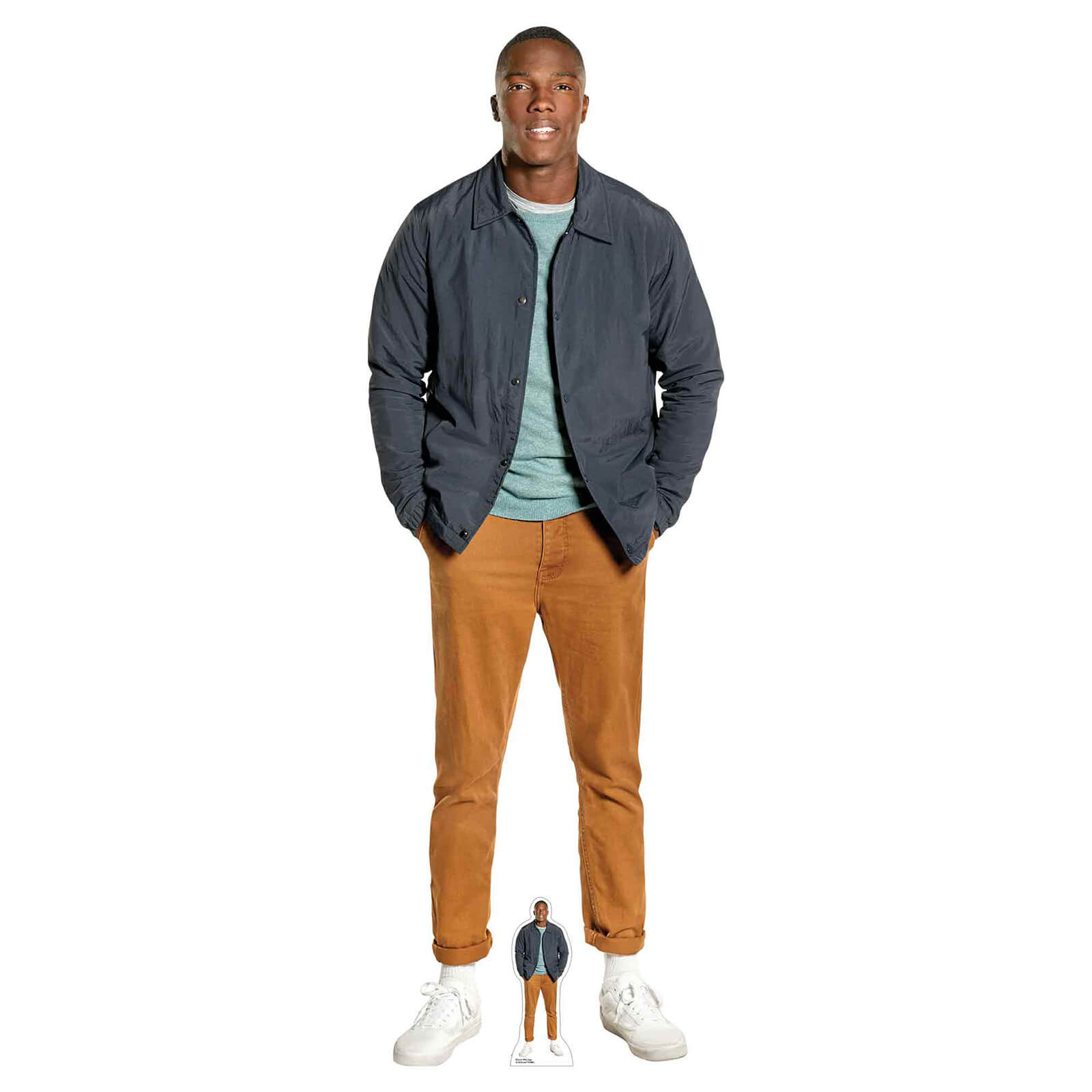 Tosin Cole (Ryan) Doctor Who Life Size Cut Out