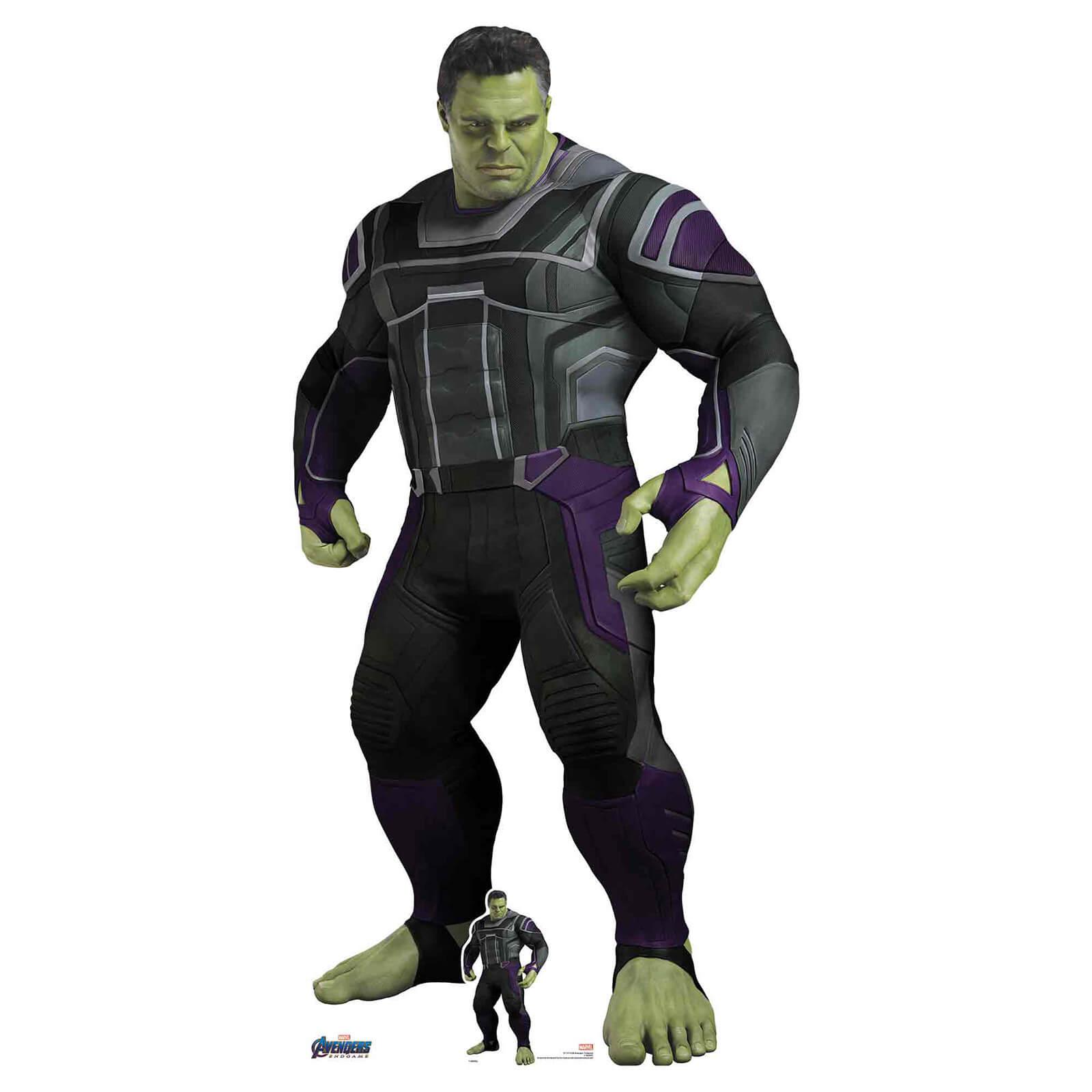 Image of Marvel Hulk Avengers Endgame (Mark Ruffalo) Life Size Cut-Out