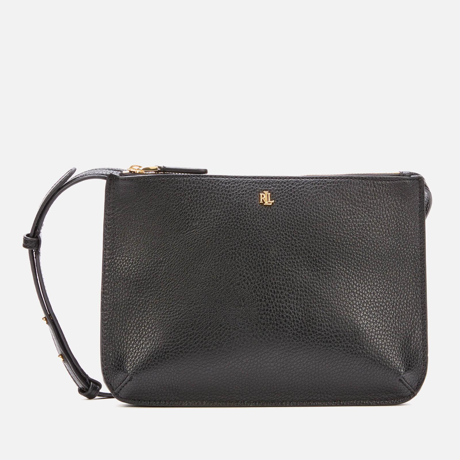 Lauren Ralph Lauren Women's Merrimack Carter Cross Body Bag - Black