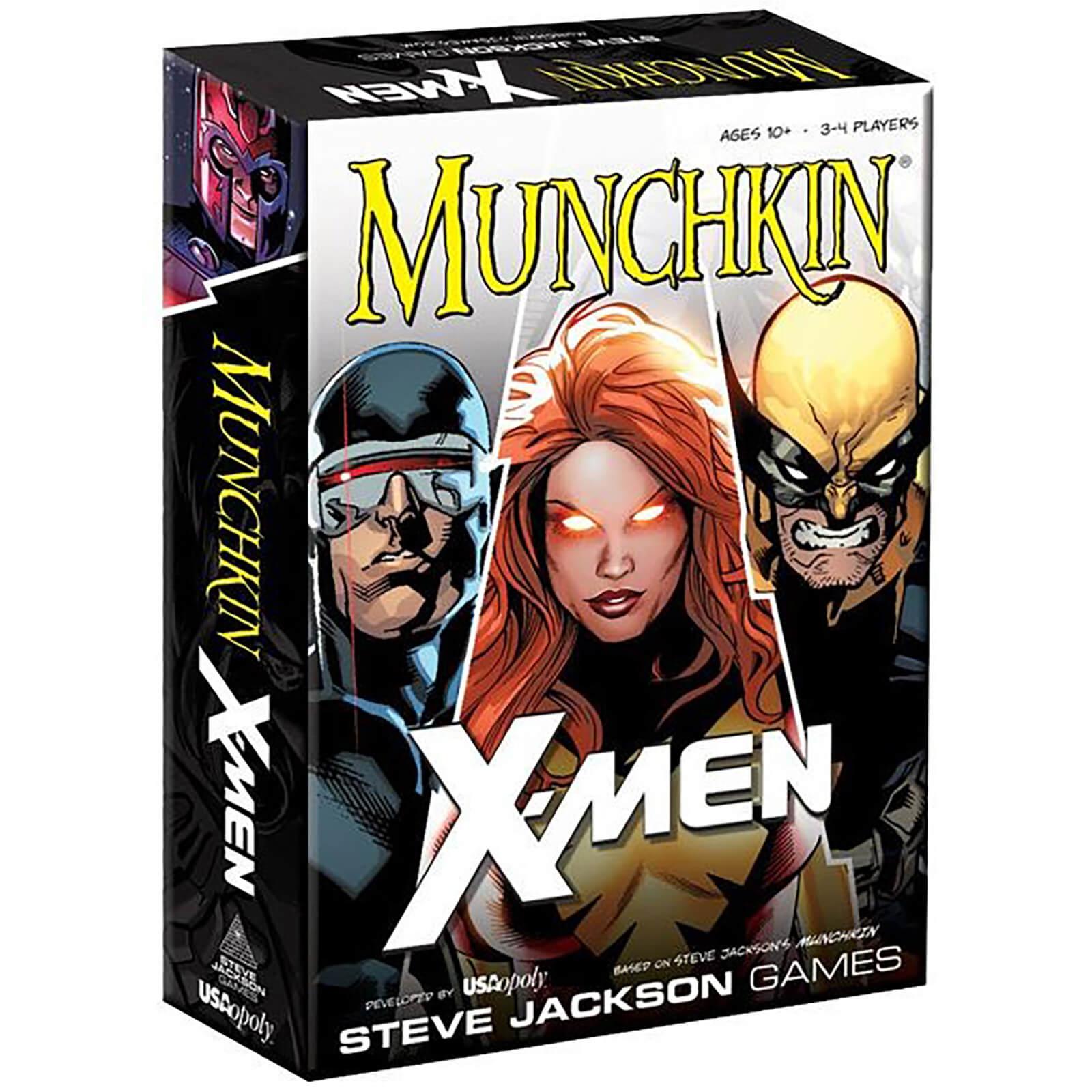 Image of Munchkin X-Men Card Game