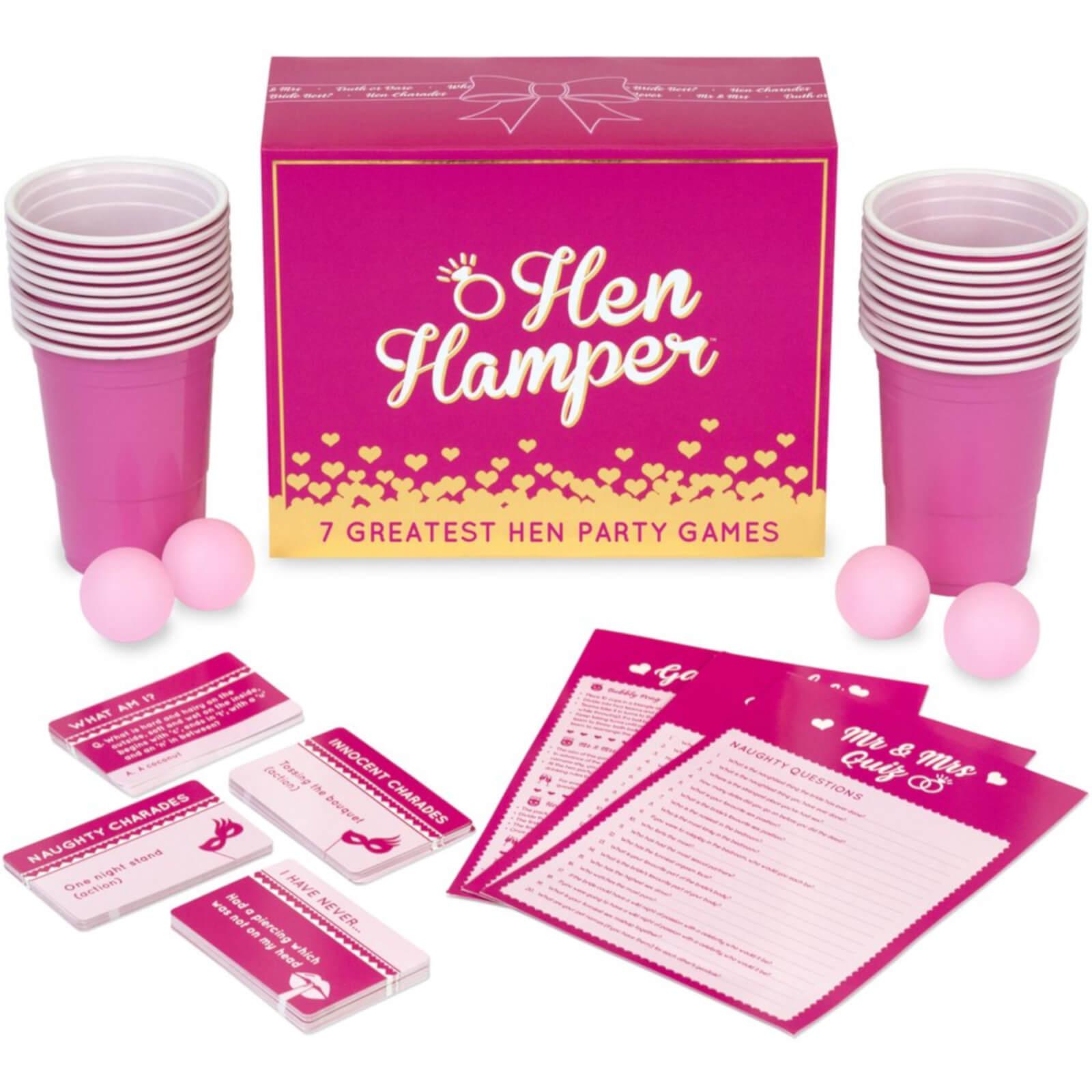 Hen Hamper 7 Greatest Hen Party Games