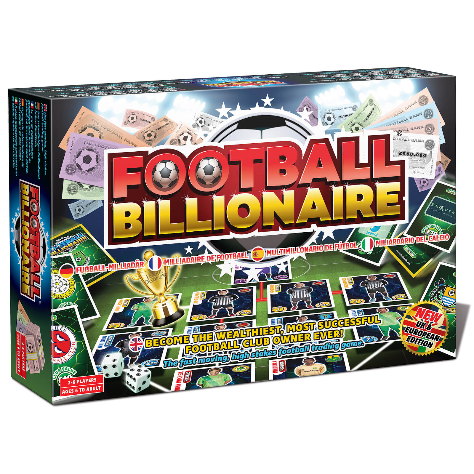 Image of Football Billionaire - Match Day Edition