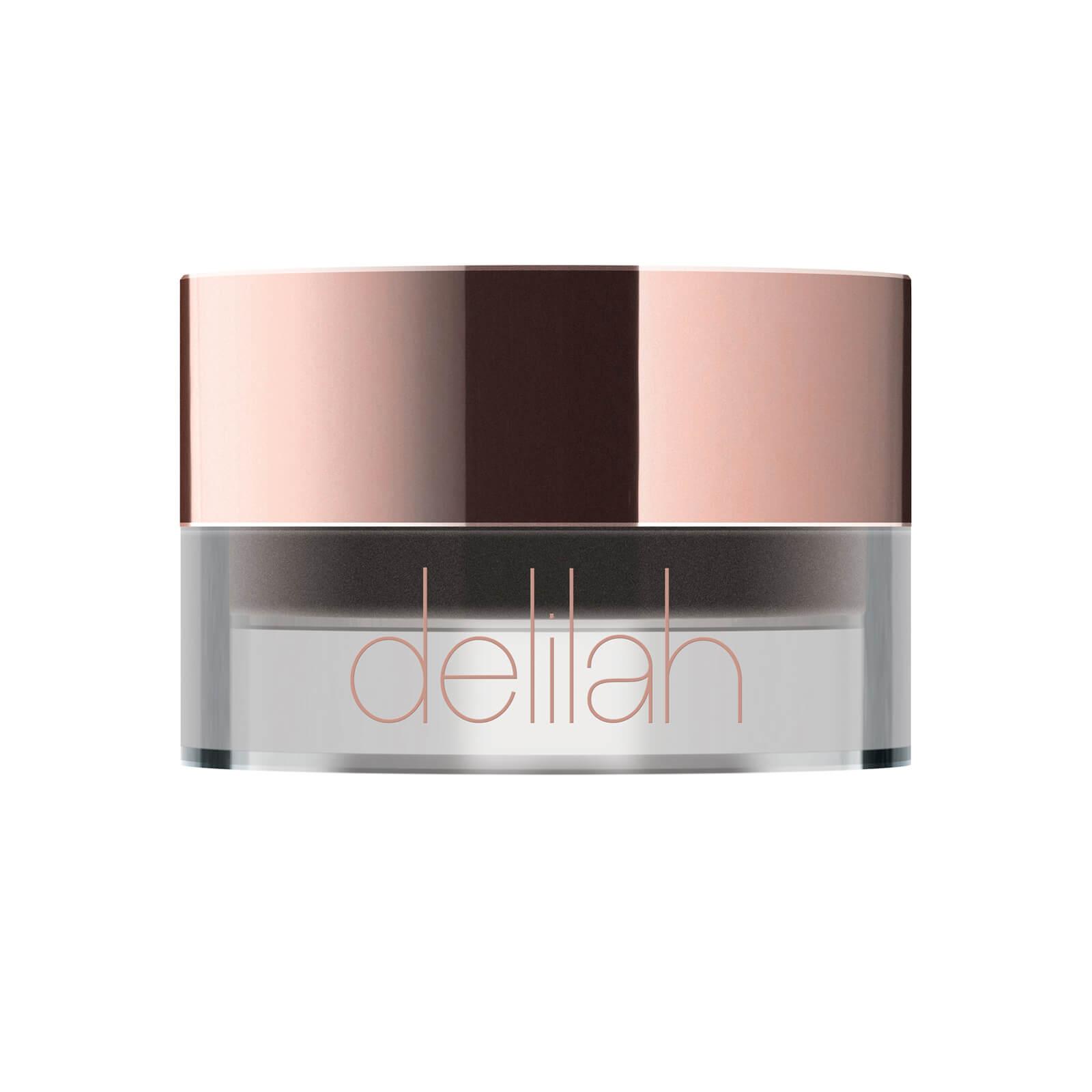 delilah Gel Brow and Eye Liner (Various Shades) - Ebony