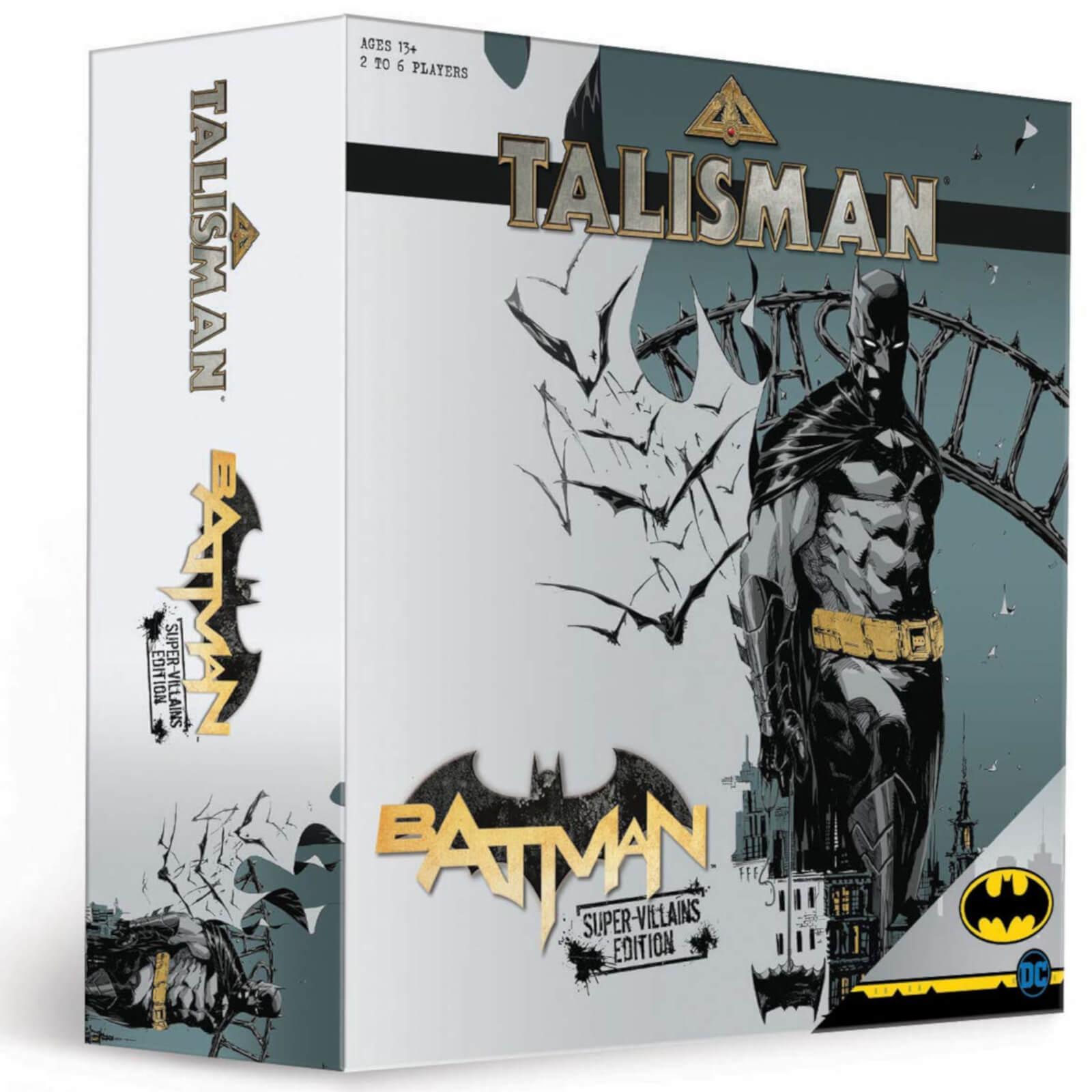 Image of Batman Board Game Talisman: Super-Villains Edition