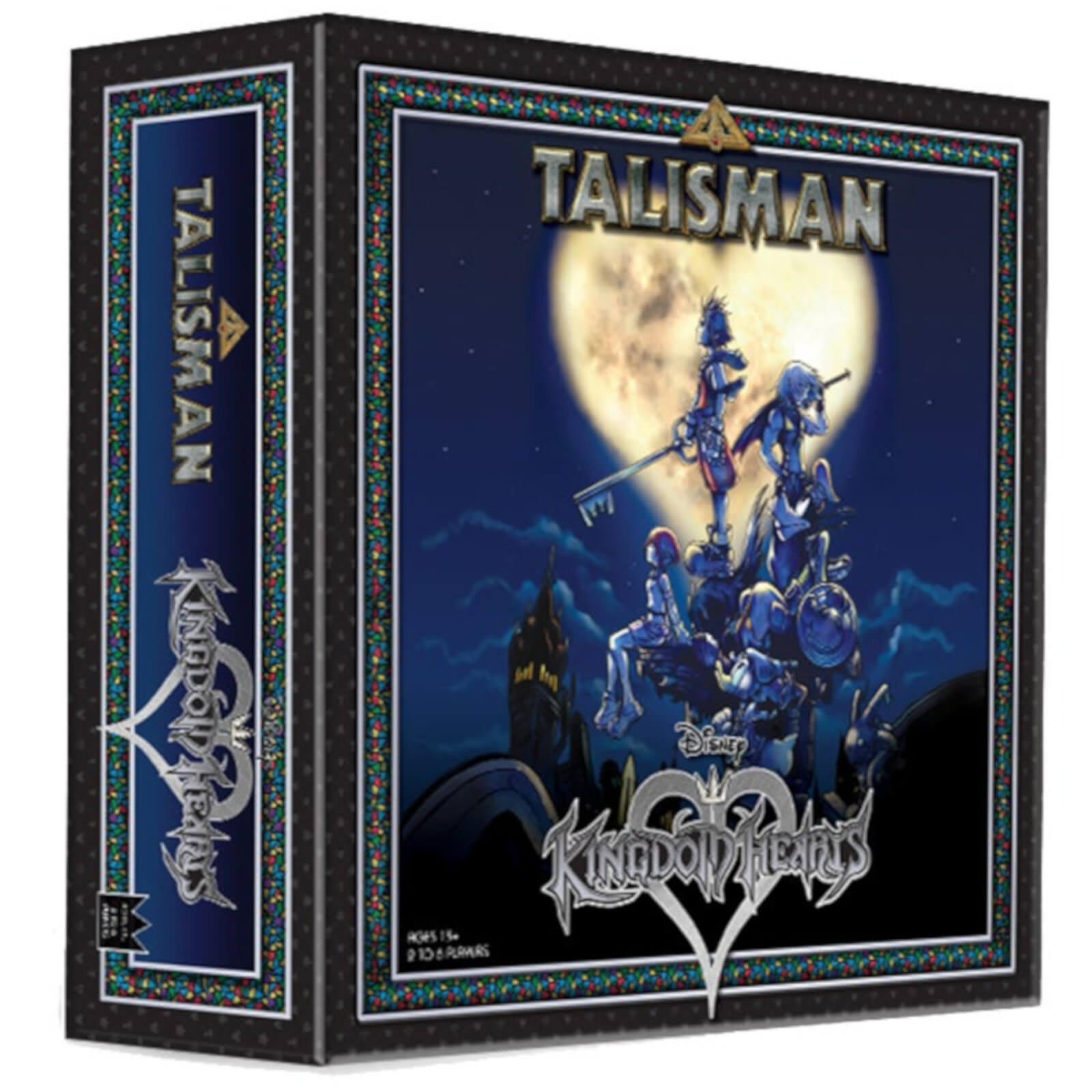 Image of Kingdom Hearts Board Game Talisman