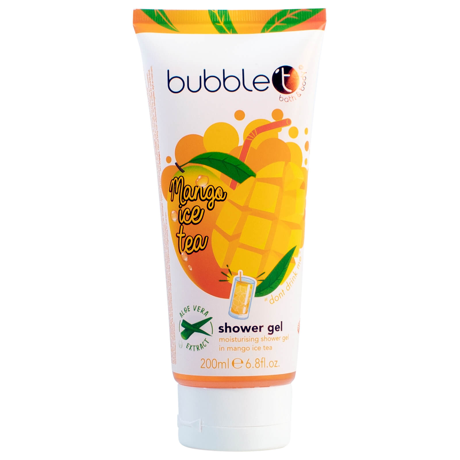 Купить Bubble T Ice Tea Shower Gel Mango 200ml